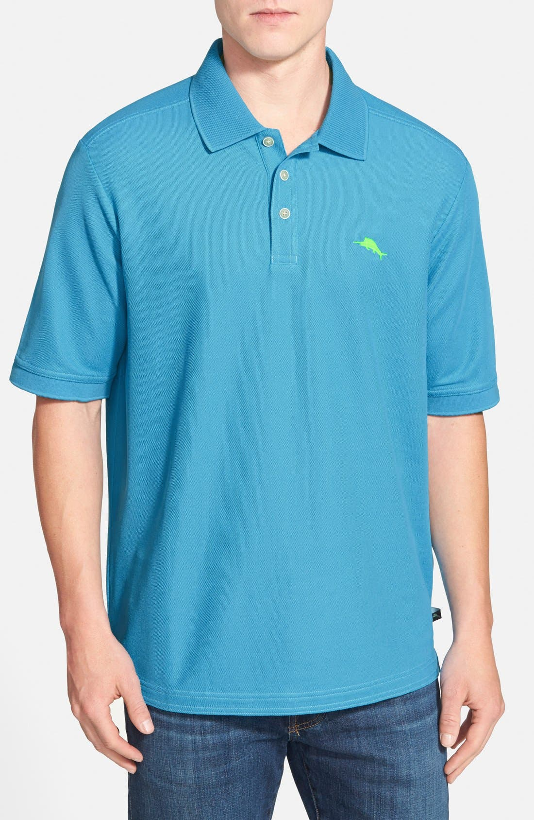 'The Emfielder' Original Fit Piqué Polo,                             Main thumbnail 69, color,