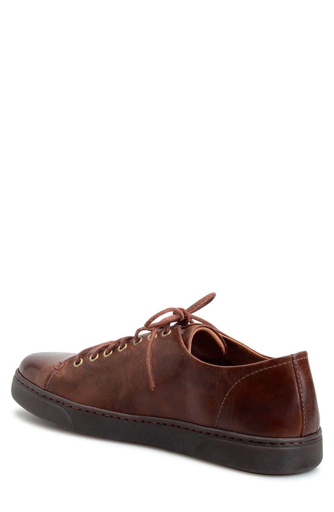 'Bayne' Cap Toe Sneaker,                             Alternate thumbnail 17, color,