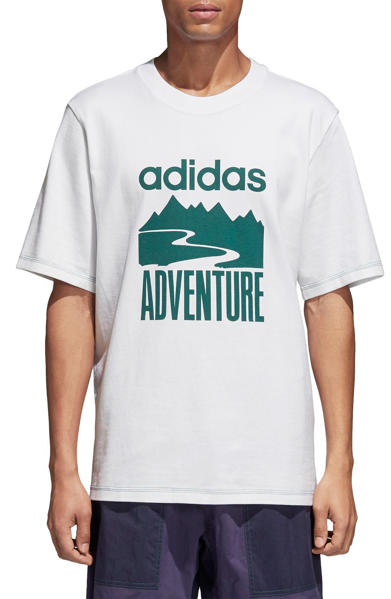 Adventure Graphic T-Shirt,                             Main thumbnail 1, color,                             100