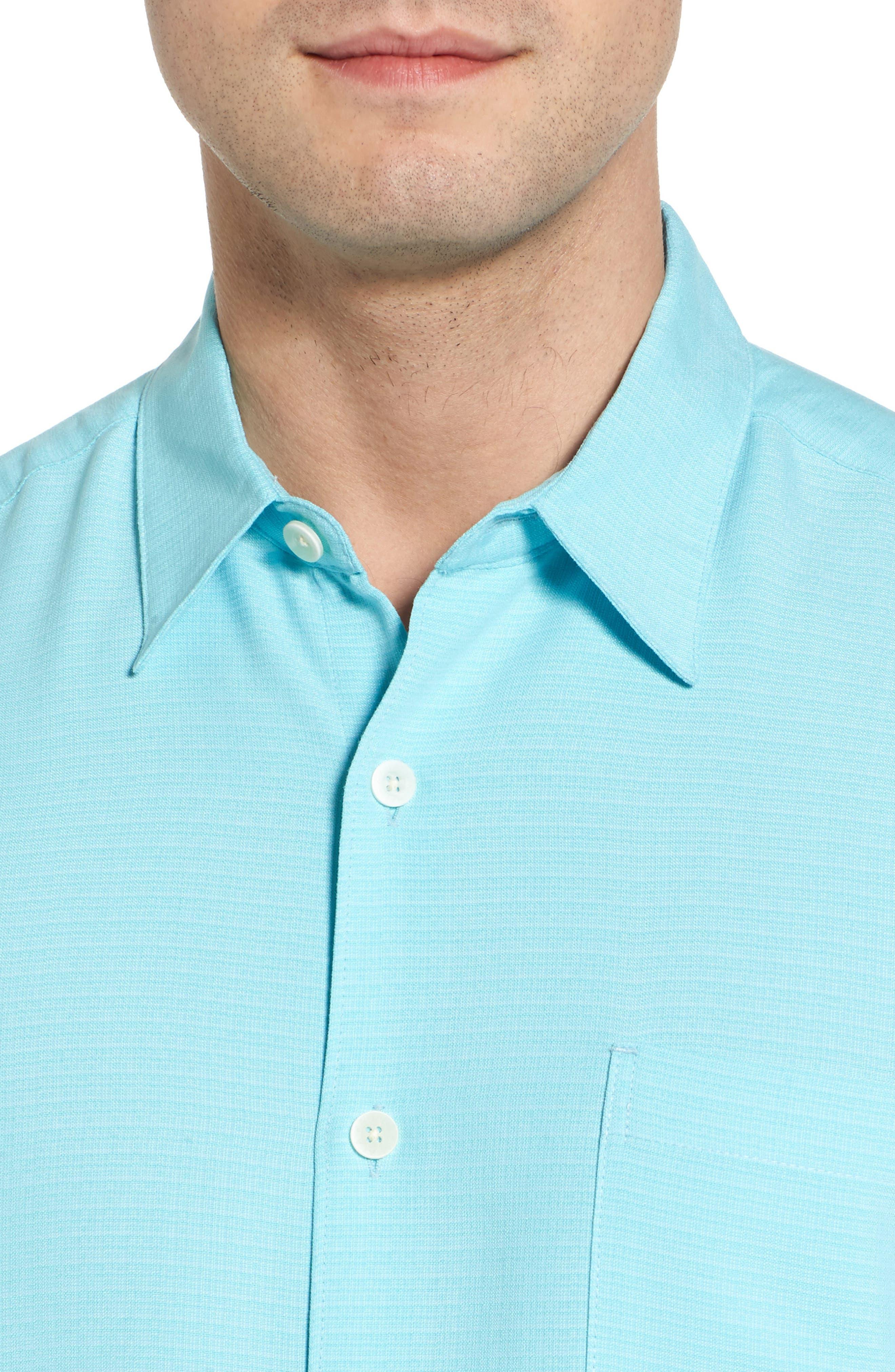 'Wind N Sea' Regular Fit Sport Shirt,                             Alternate thumbnail 22, color,