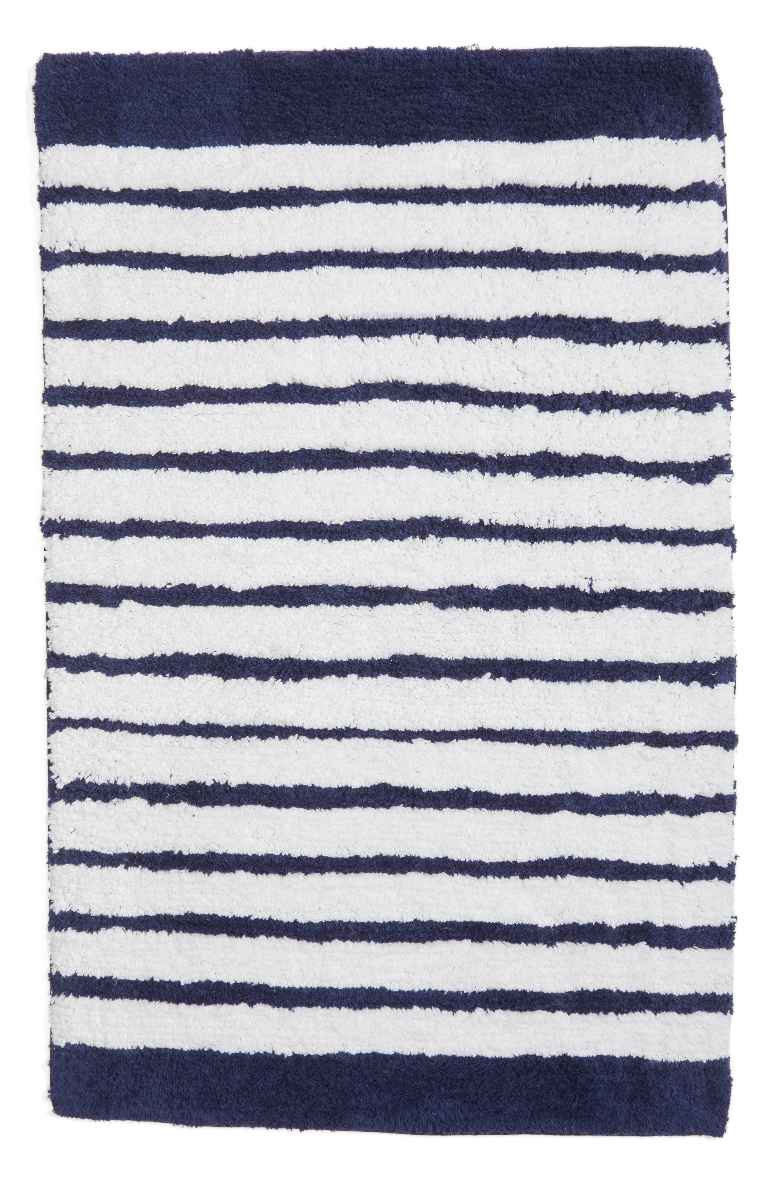 stripe bath rug,                             Main thumbnail 1, color,                             415