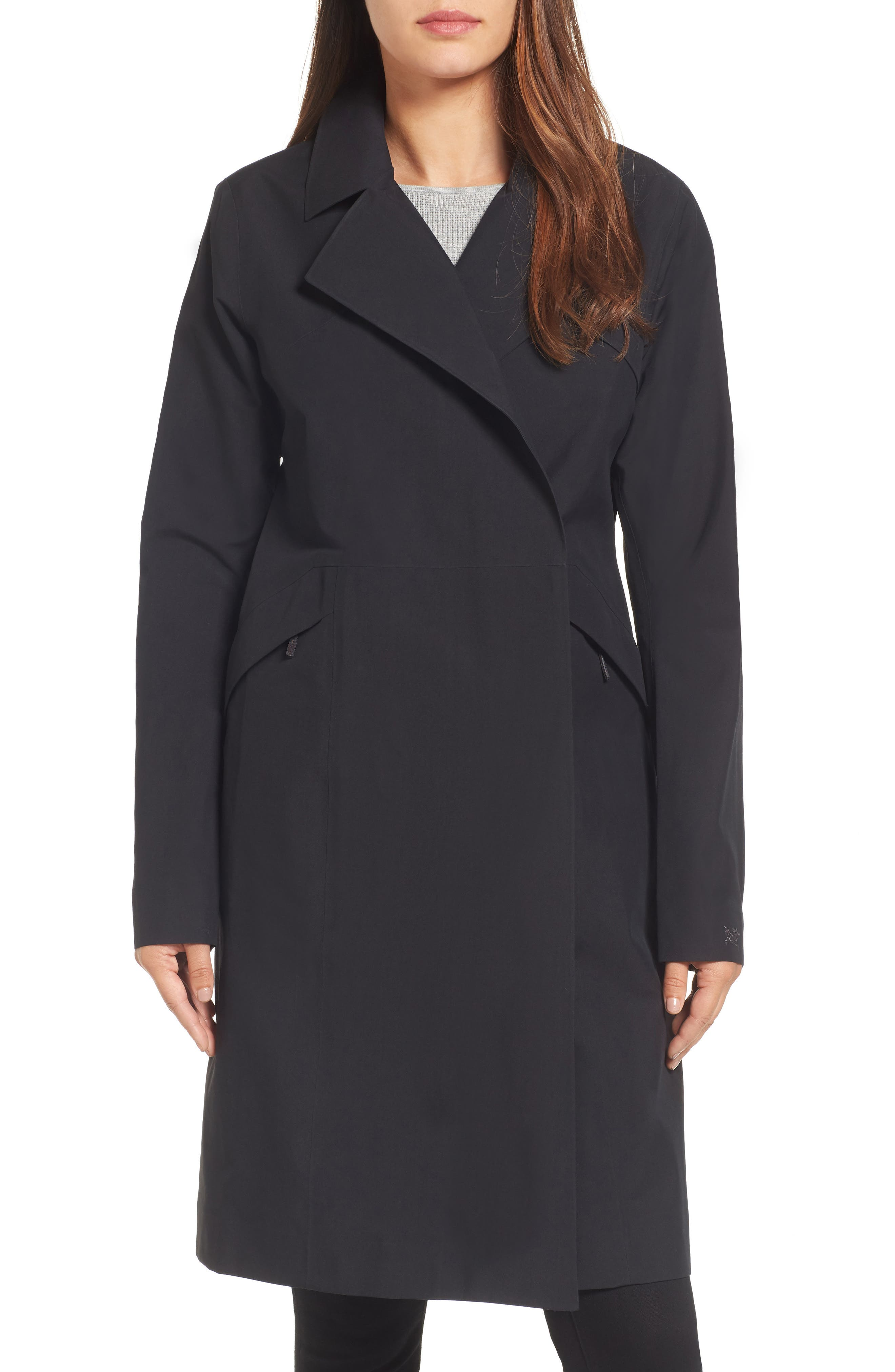 Nila Gore-Tex<sup>®</sup> Trench Coat,                         Main,                         color,