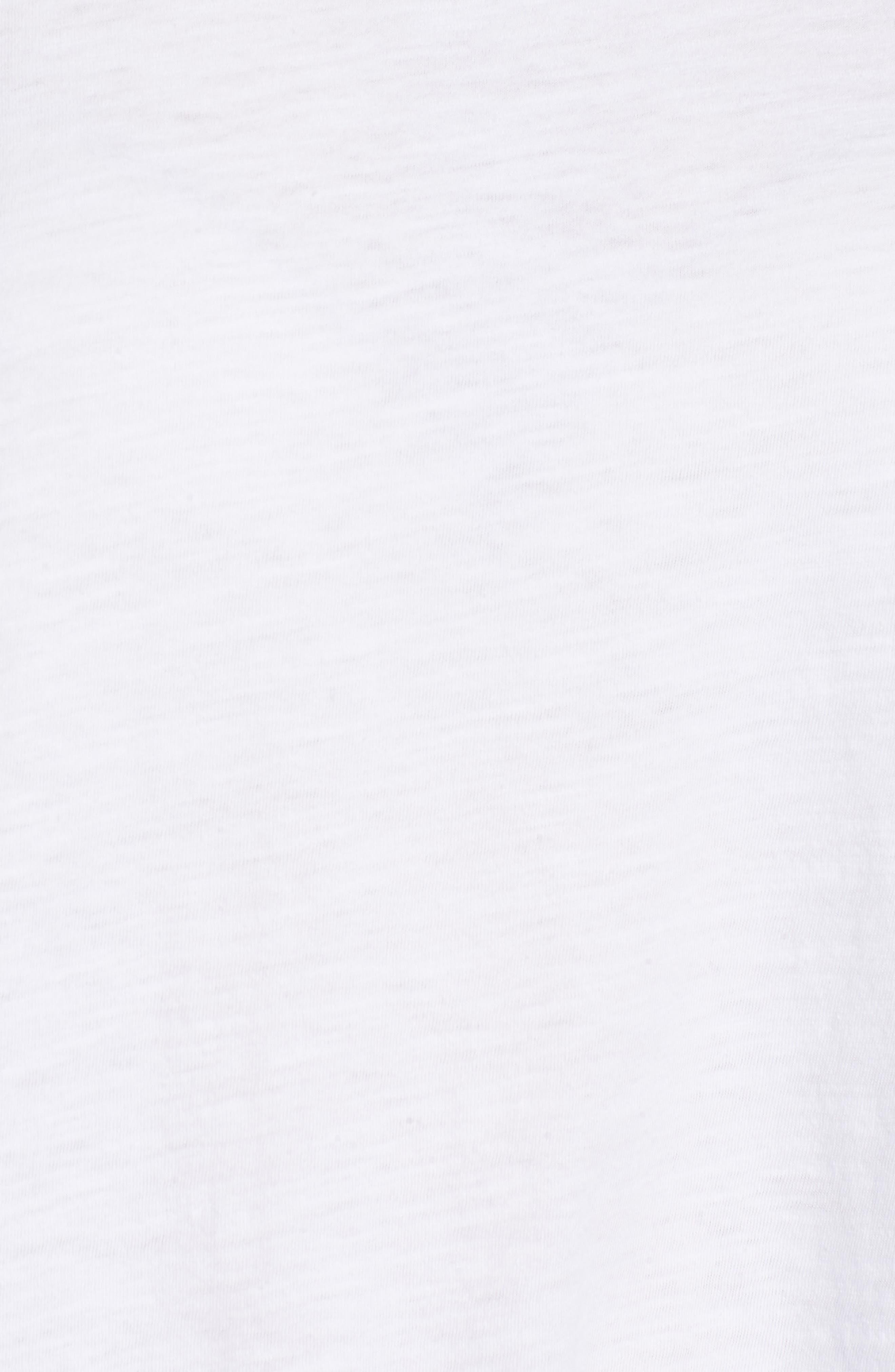 Organic Cotton Knit Top,                             Alternate thumbnail 38, color,