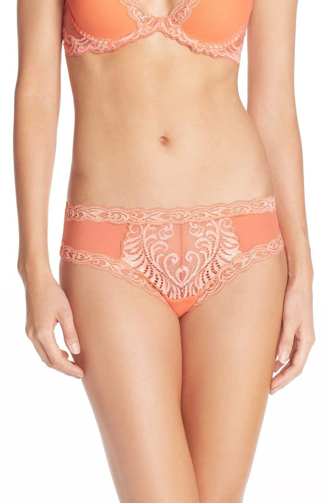 Feathers Hipster Briefs,                             Main thumbnail 85, color,
