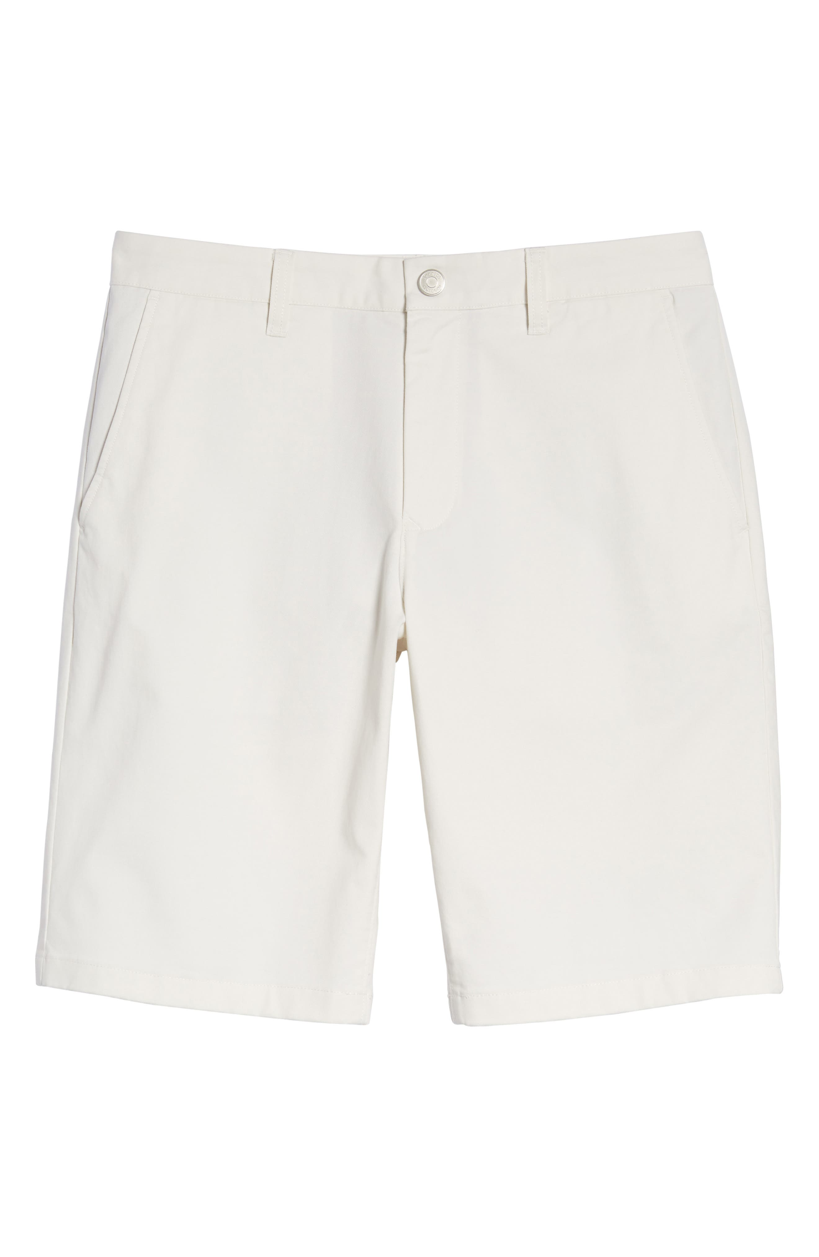 Stretch Washed Chino 11-Inch Shorts,                             Alternate thumbnail 6, color,                             100