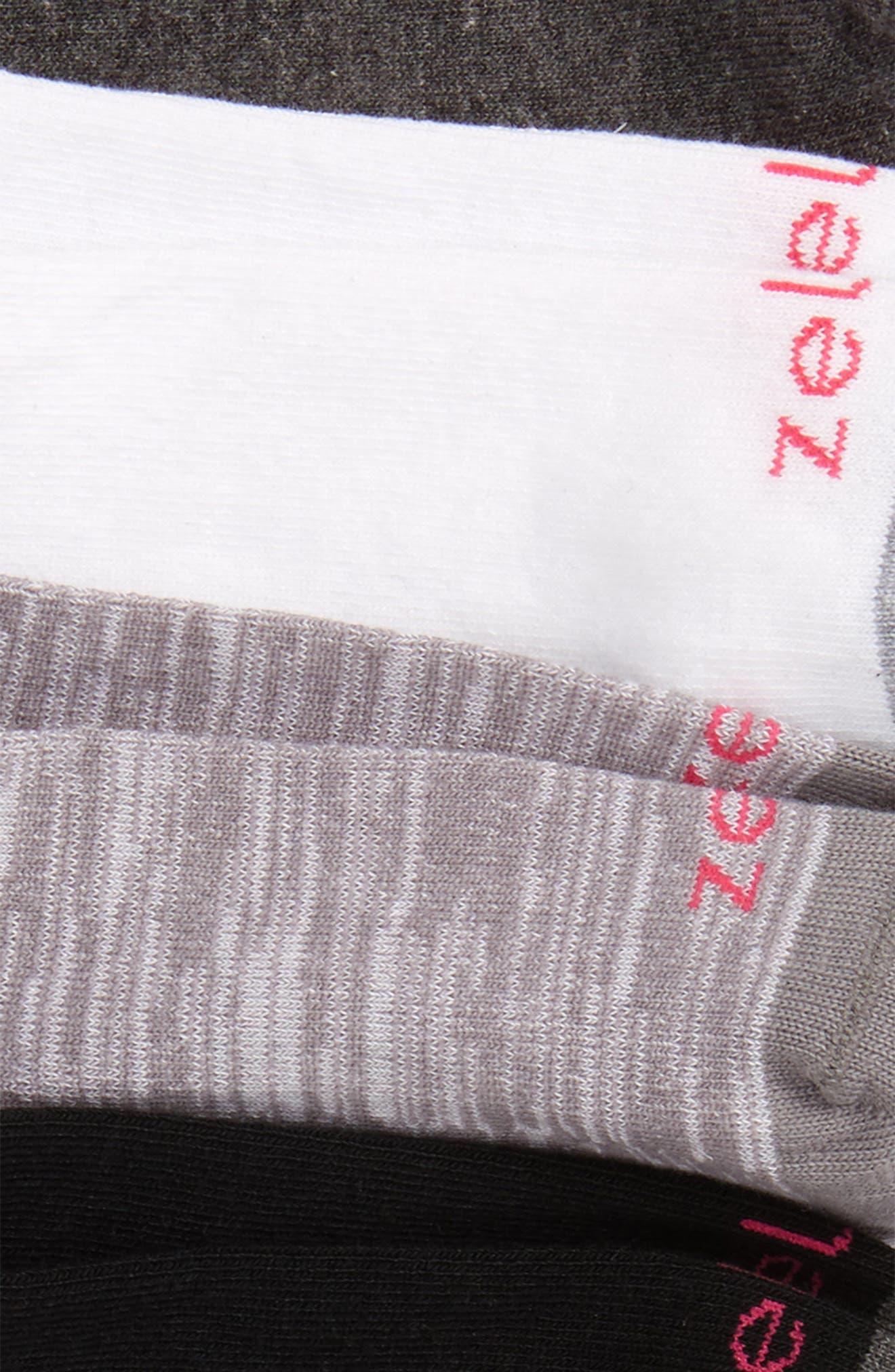 6-Pack Ankle Socks,                             Alternate thumbnail 16, color,