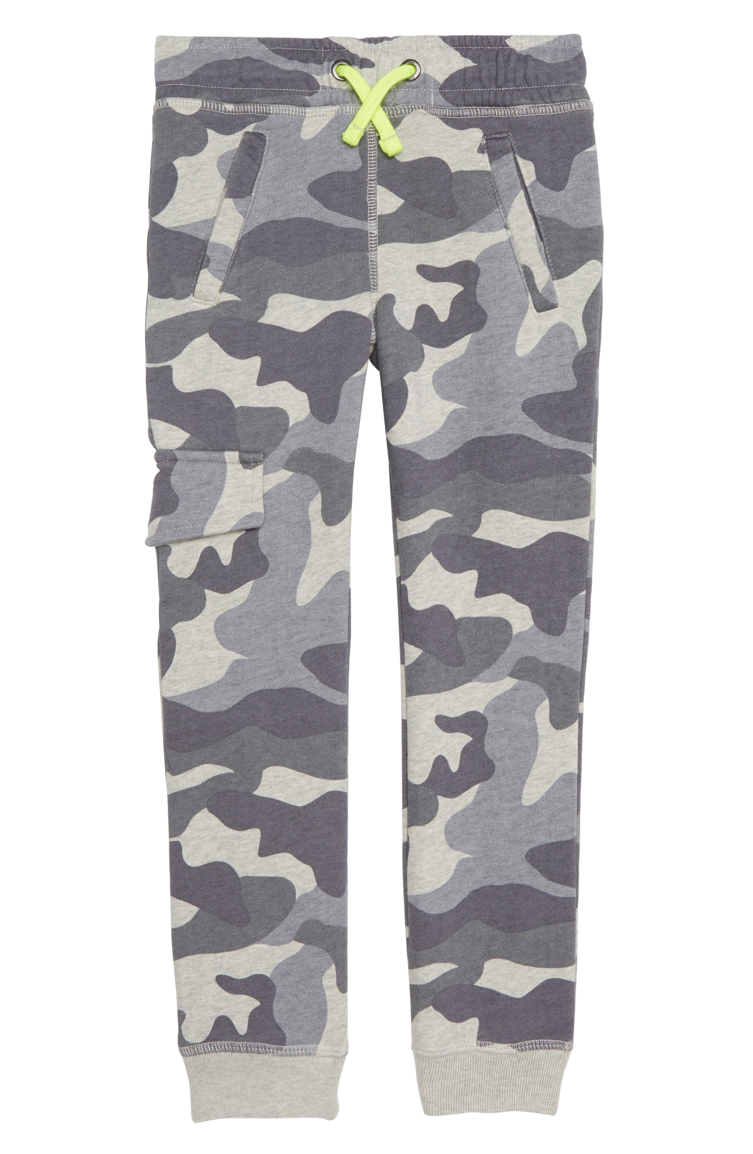 Camo Jersey Jogger Pants,                             Main thumbnail 1, color,                             034