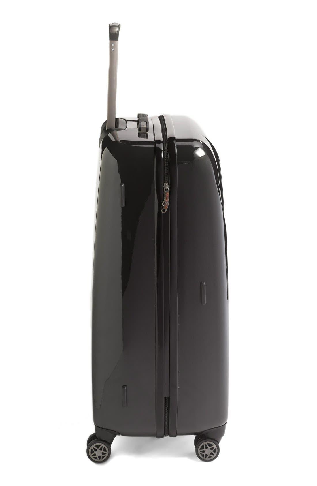 'Hi-Tech - Large' Wheeled Suitcase,                             Alternate thumbnail 2, color,                             001