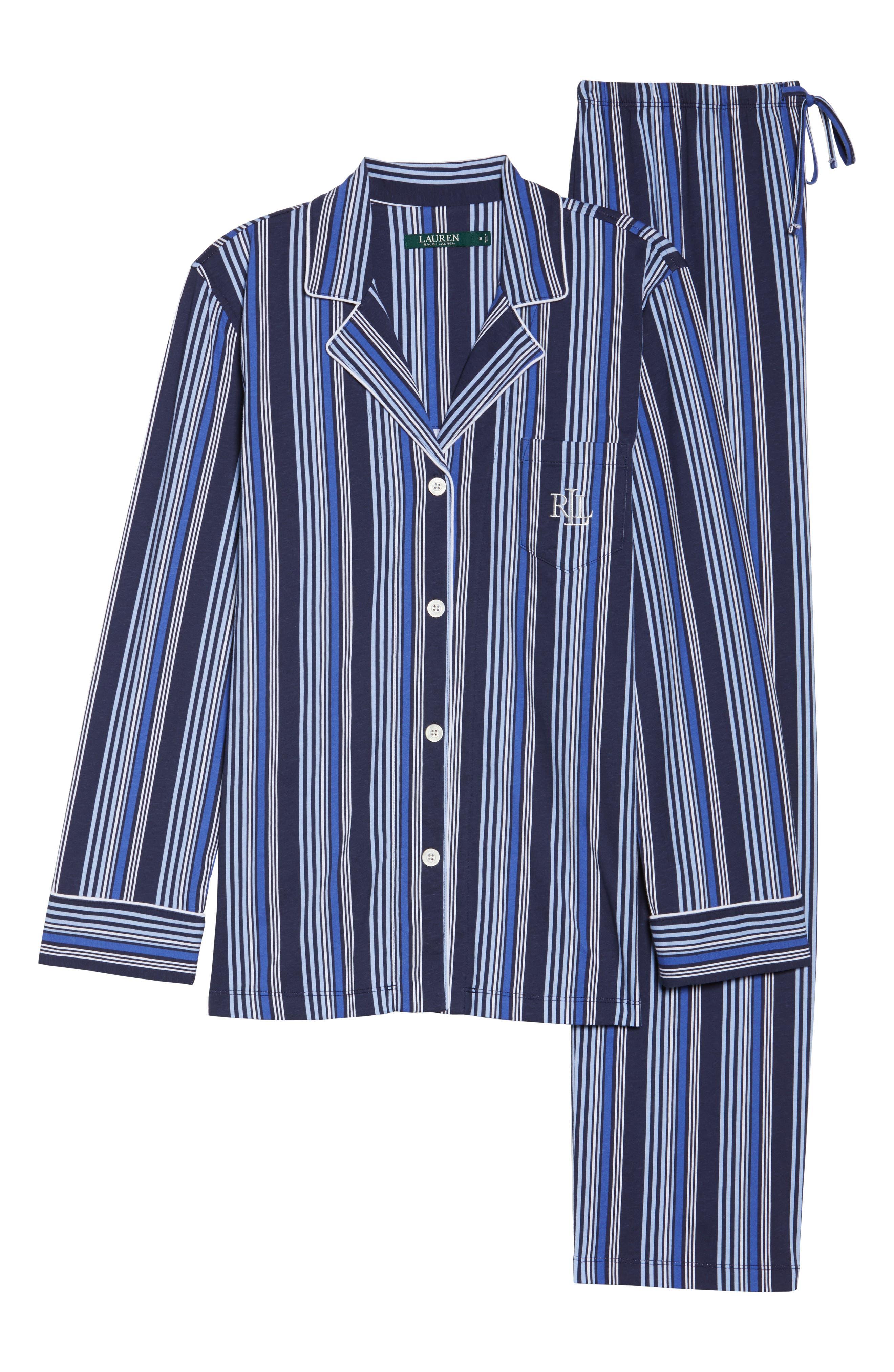 Cotton Pajamas,                             Alternate thumbnail 6, color,                             486