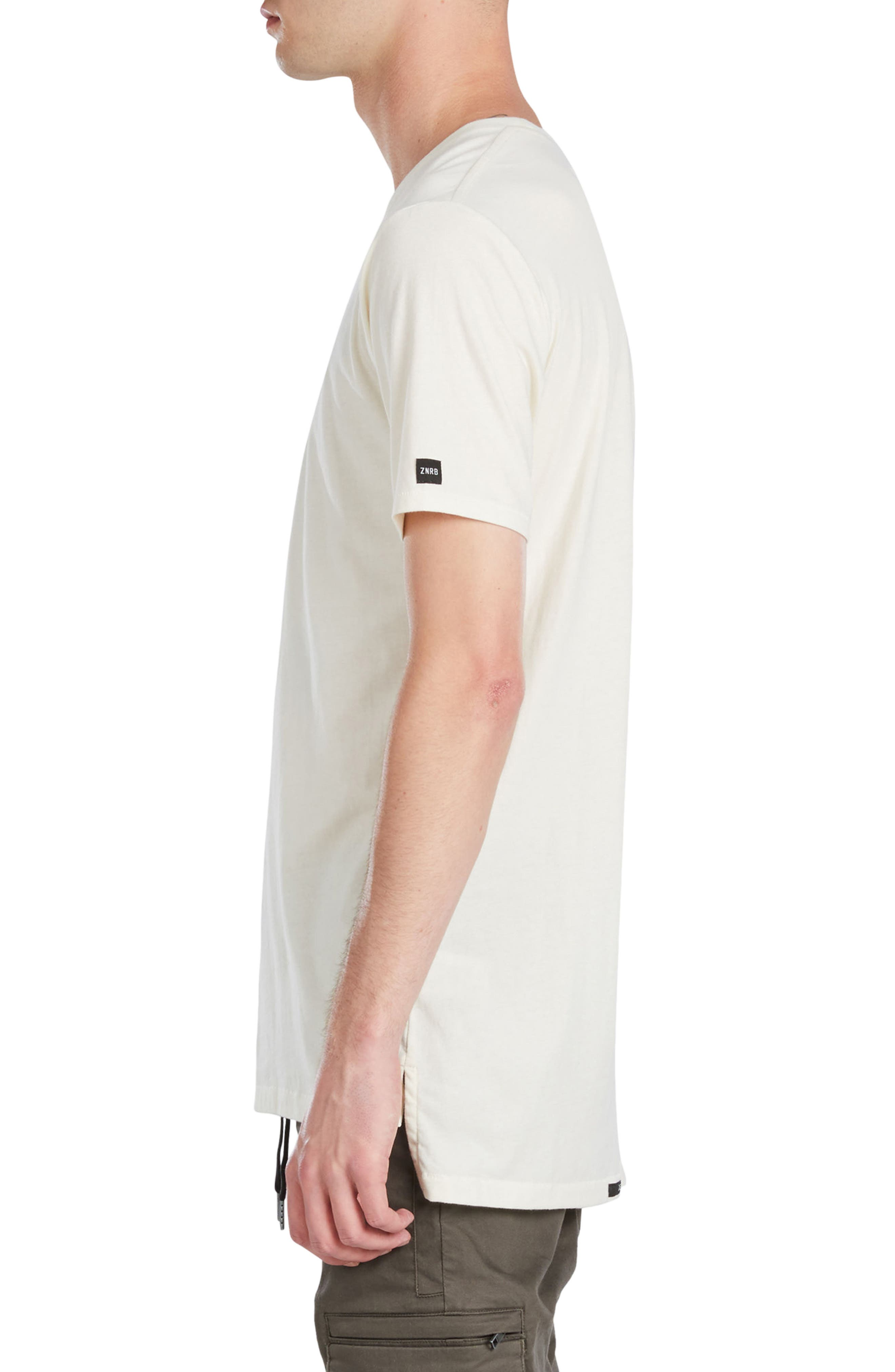 Flintlock Stripe T-Shirt,                             Alternate thumbnail 3, color,                             101