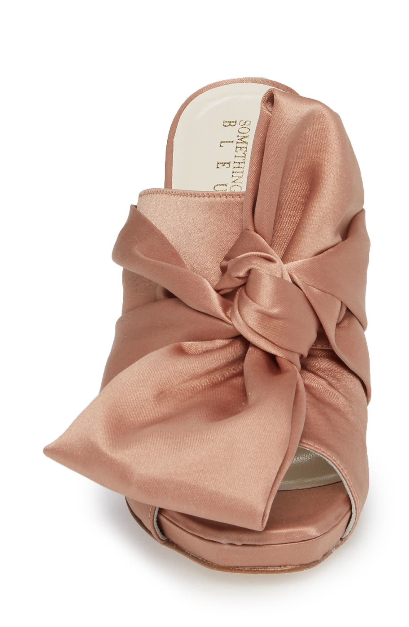 Elisa Knotted Bow Mule,                             Alternate thumbnail 12, color,