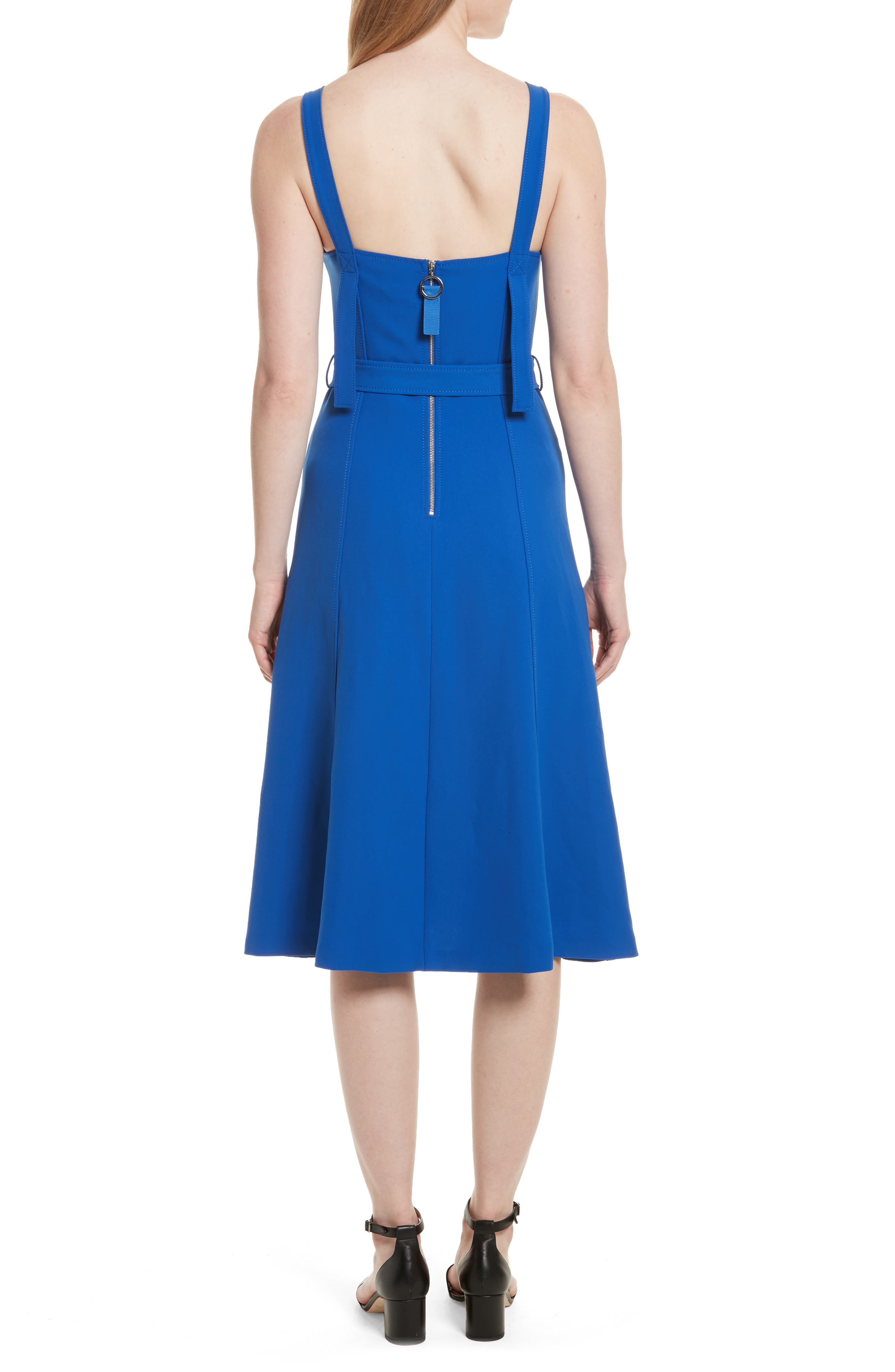 Belted Dress,                             Alternate thumbnail 2, color,                             434