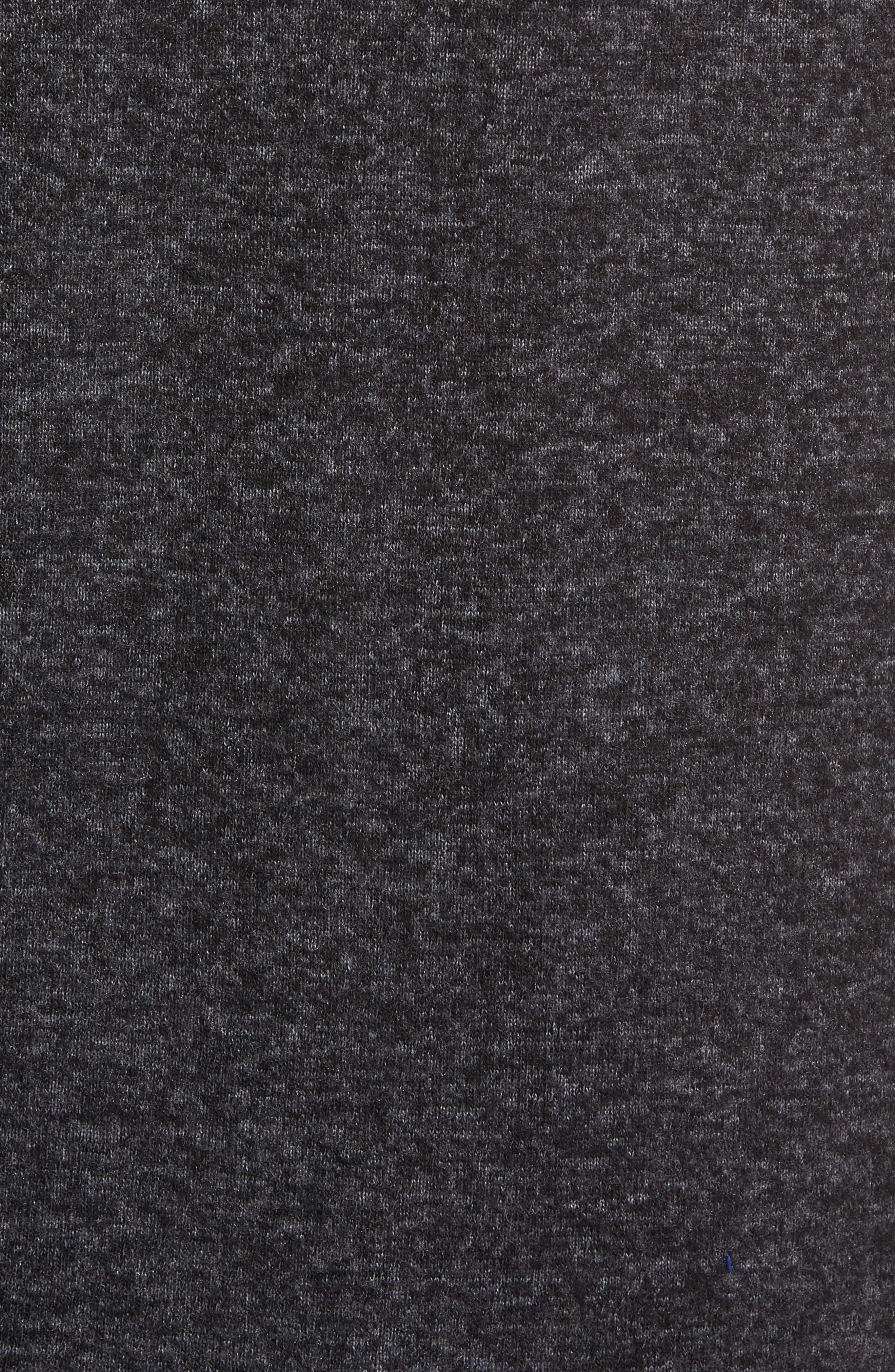 Side Cinch Sweatshirt,                             Alternate thumbnail 5, color,                             020