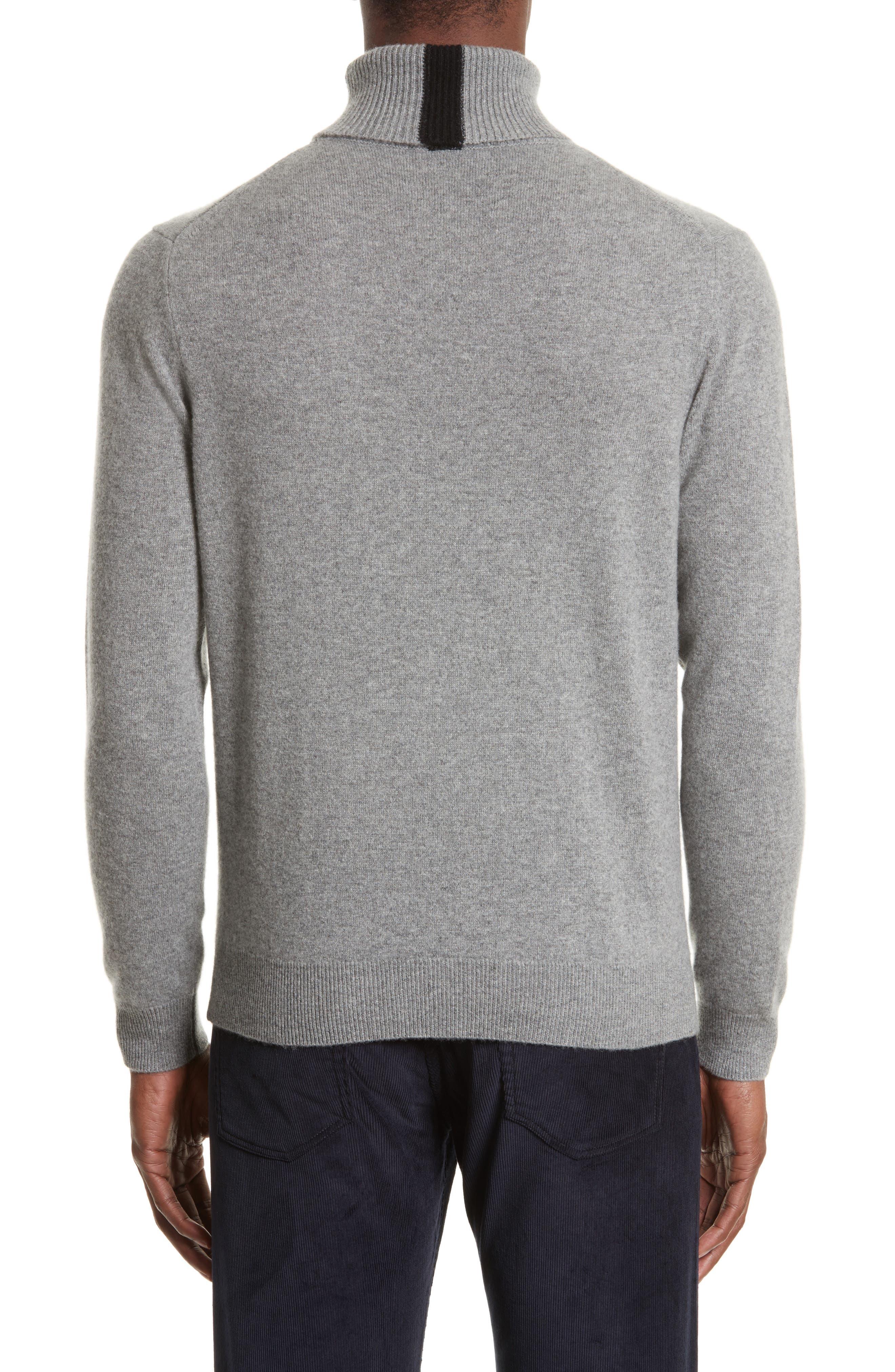 Turtleneck Sweater,                             Alternate thumbnail 2, color,                             037