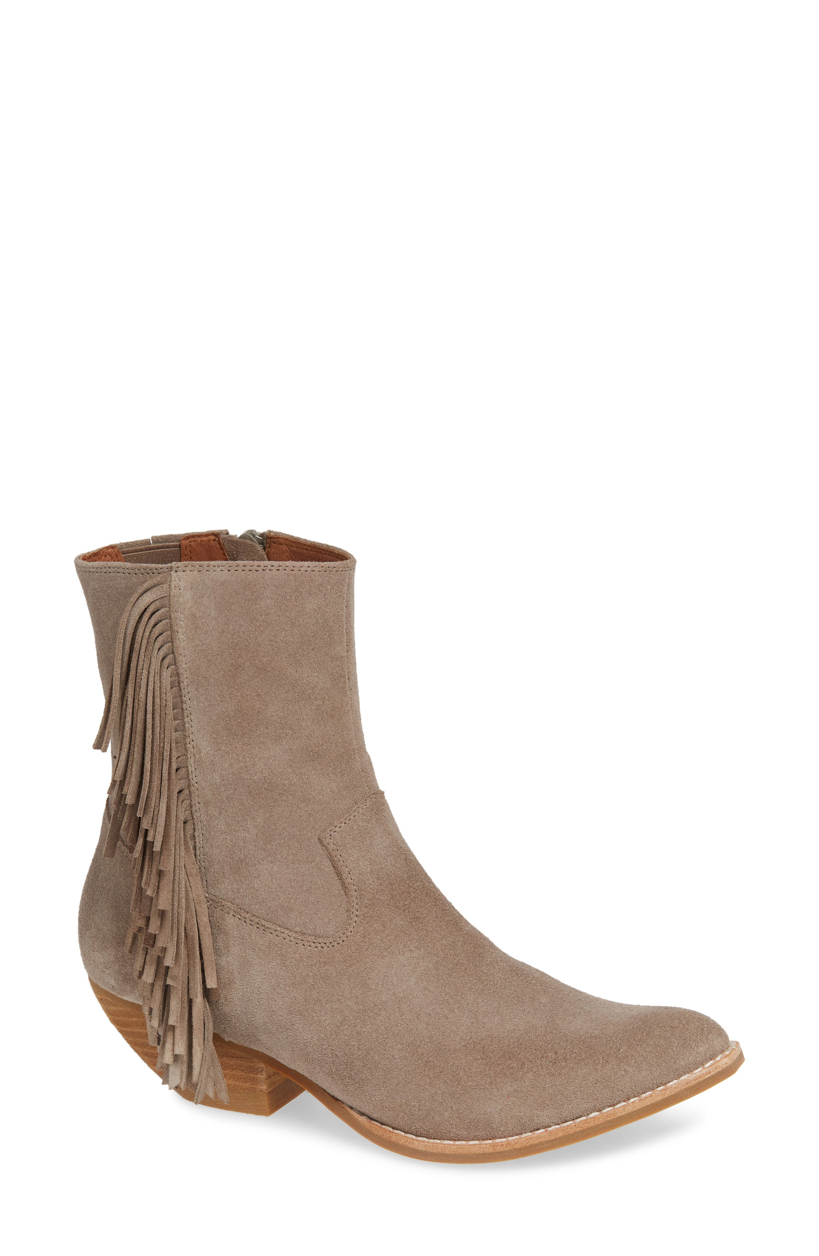 Jeffrey Campbell Hastings Fringe Bootie
