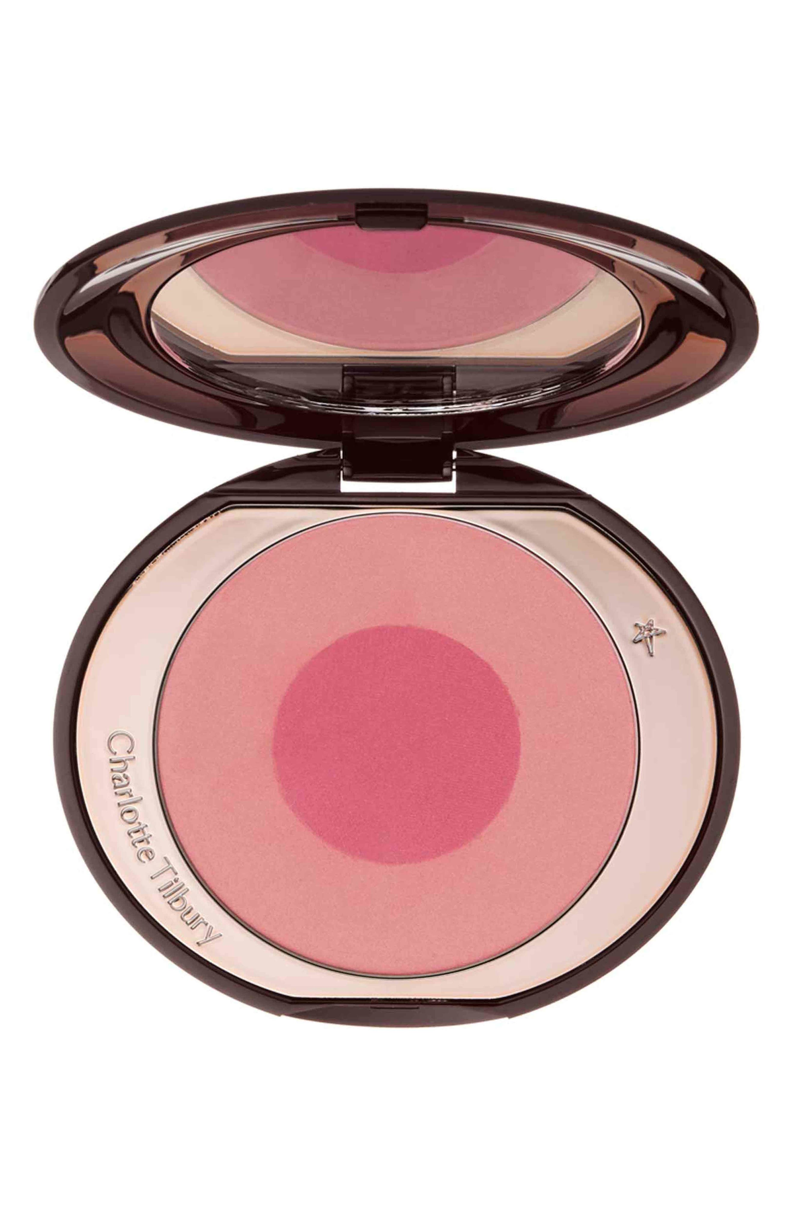 Cheek to Chic Blush,                             Main thumbnail 1, color,                             LOVE IS THE DRUG