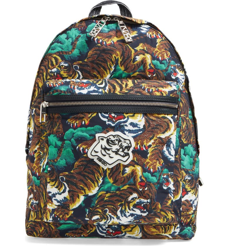 KENZO Flying Tiger Backpack  d97b60fec97