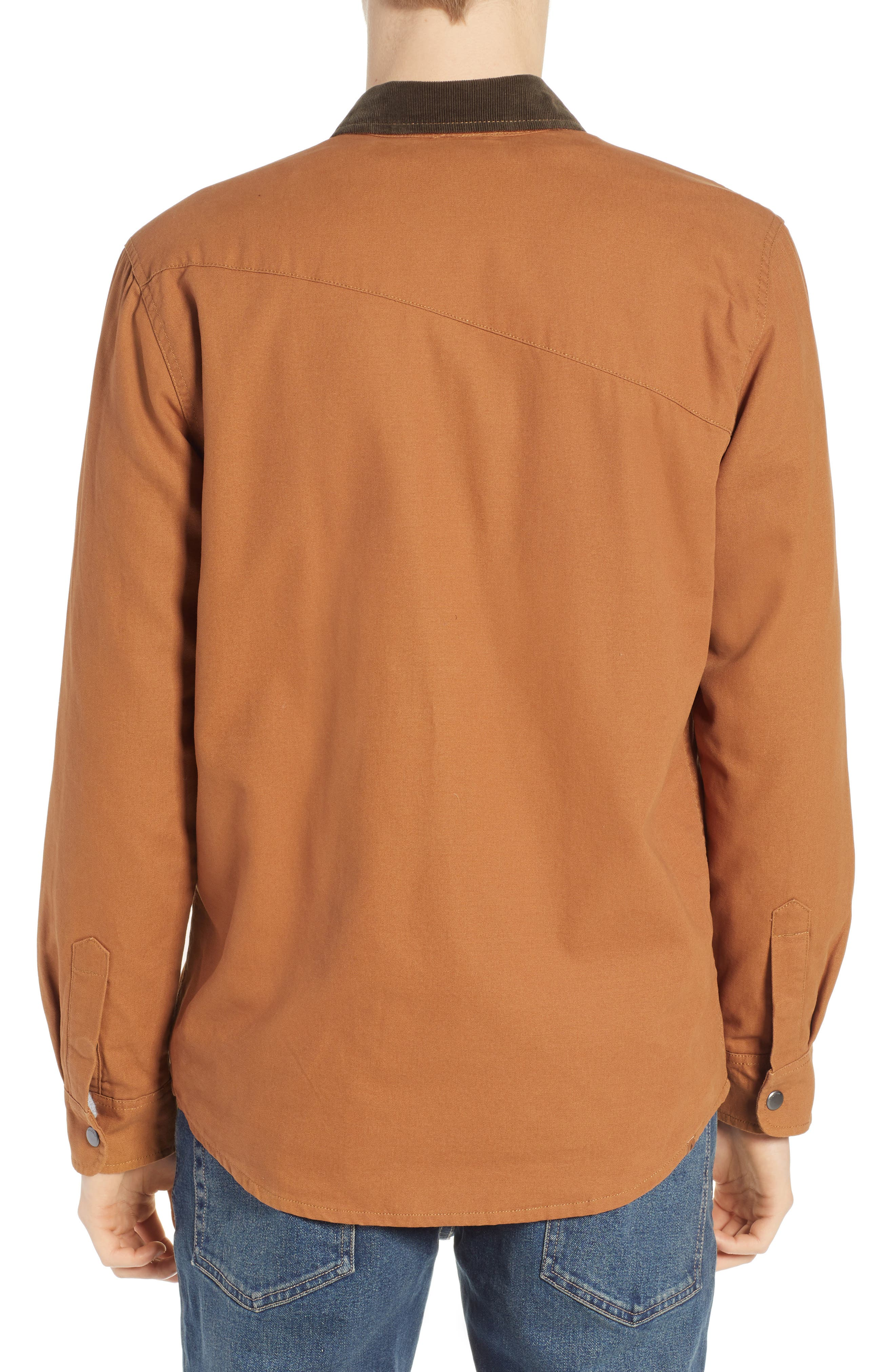 Larkin Classic Fit Jacket,                             Alternate thumbnail 2, color,                             CAMEL