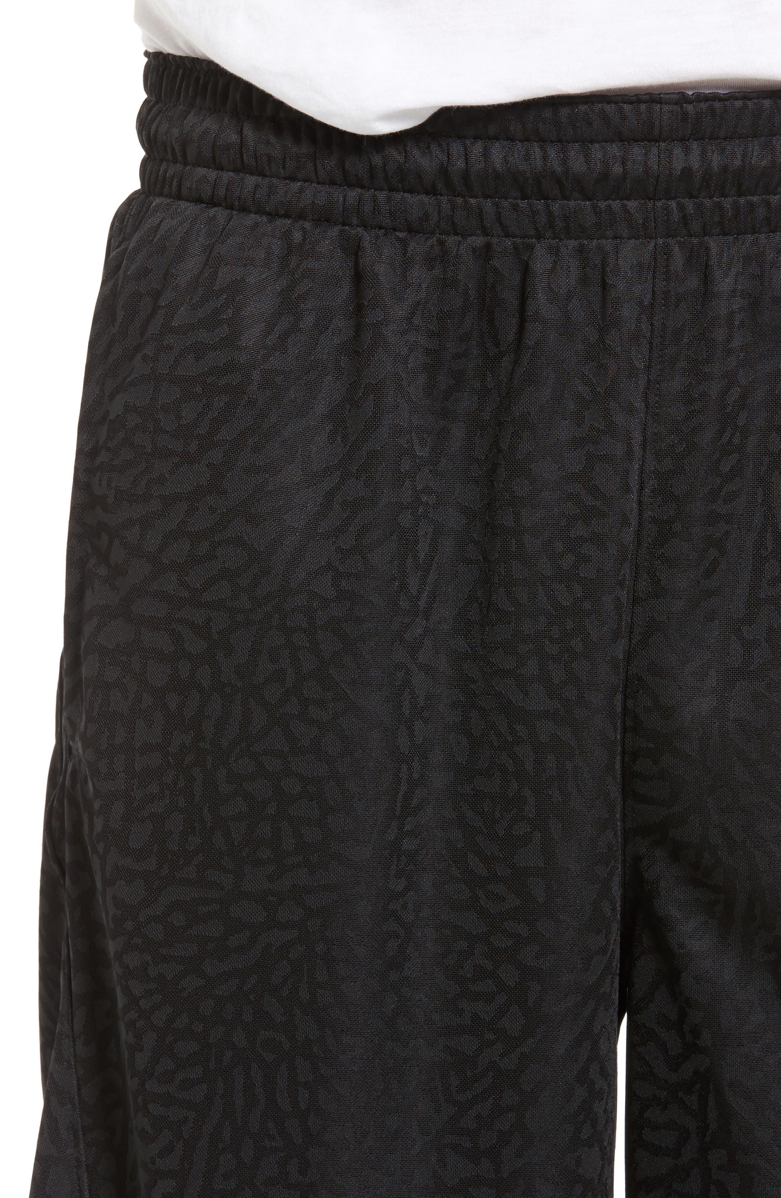 Rise Vertical Basketball Shorts,                             Alternate thumbnail 4, color,                             010