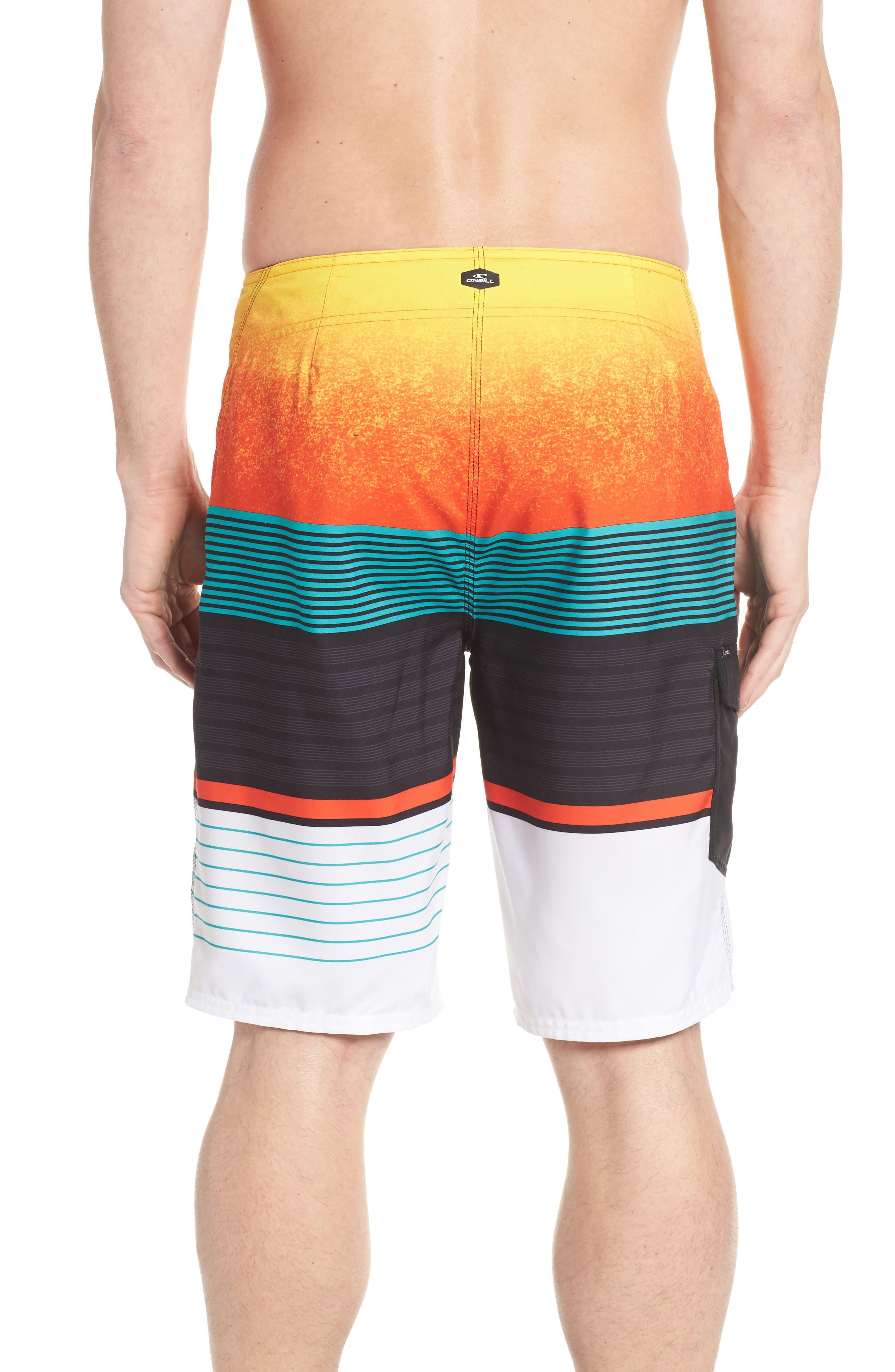 Lennox Board Shorts,                             Alternate thumbnail 14, color,