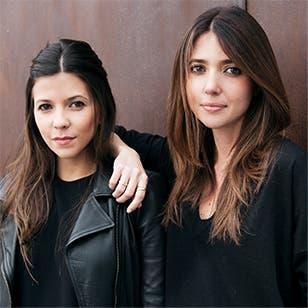 La familia: Kaanas cofounders and sisters Liliana and Natalia Acevedo.