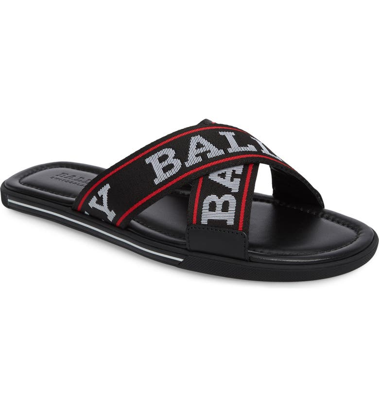 626f772265b9d Bally Bonks Logo Slide Sandal (Men)