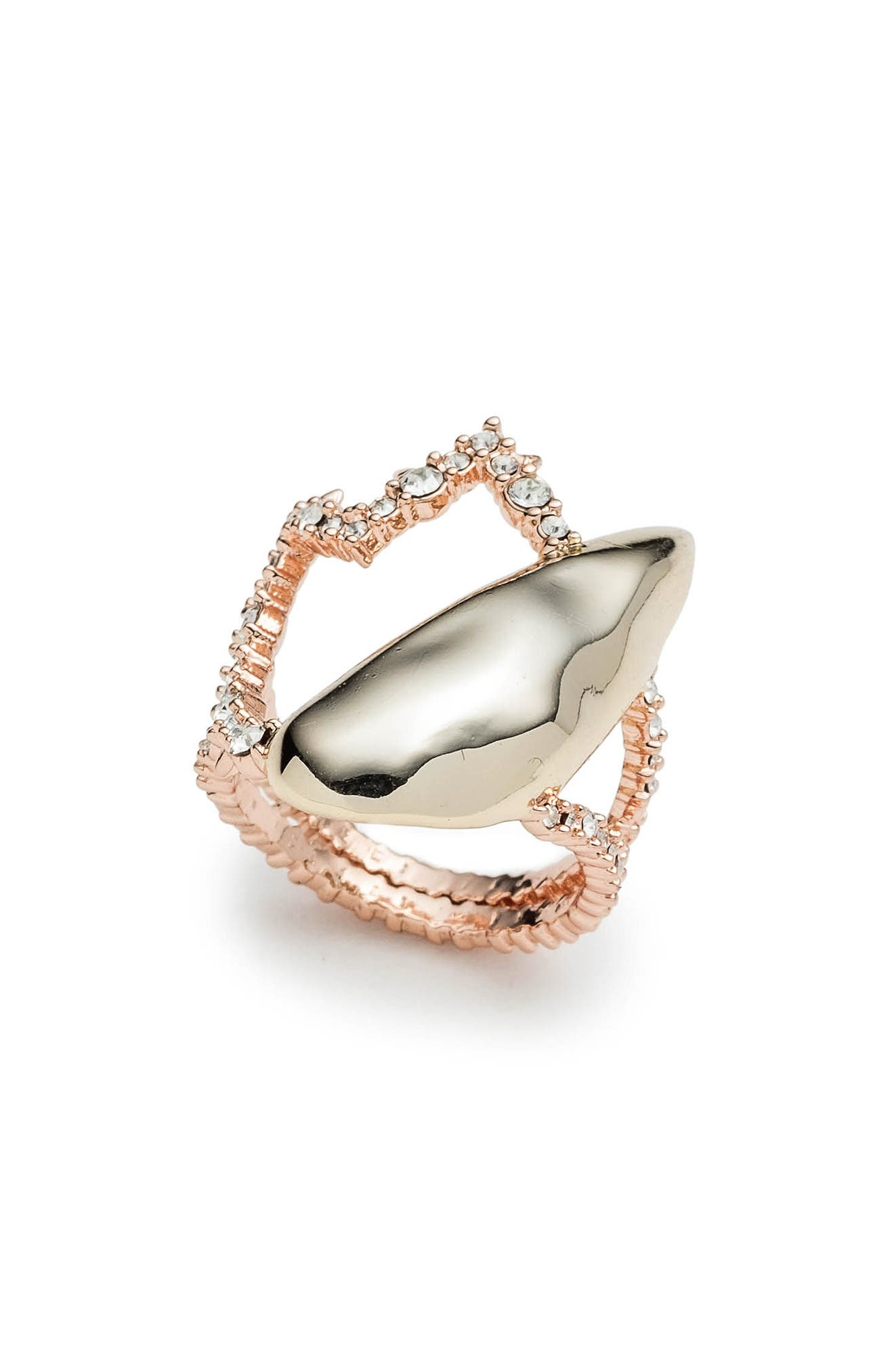 ALEXIS BITTAR,                             Tulip Cocktail Ring,                             Main thumbnail 1, color,                             710