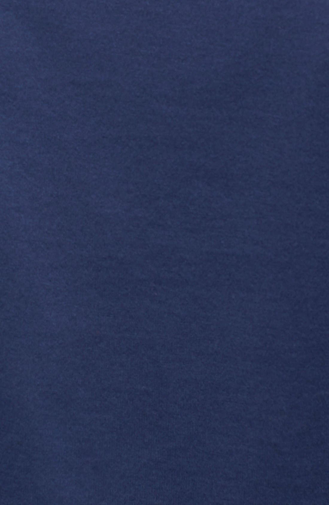 'Down Time' Knit Lounge Shorts,                             Alternate thumbnail 4, color,