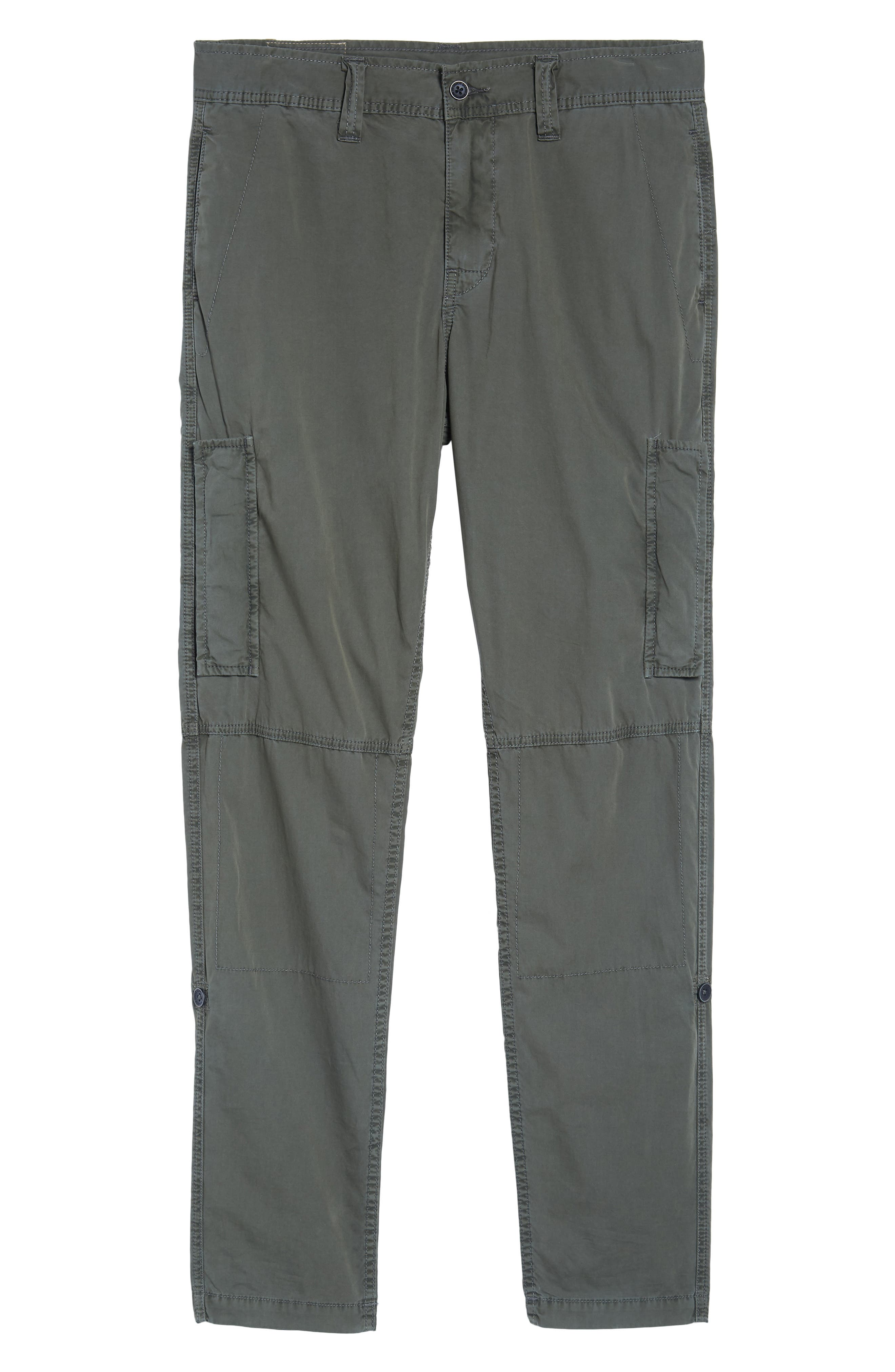 Officer Field Pants,                             Alternate thumbnail 6, color,                             EPJ MILITANT GREEN