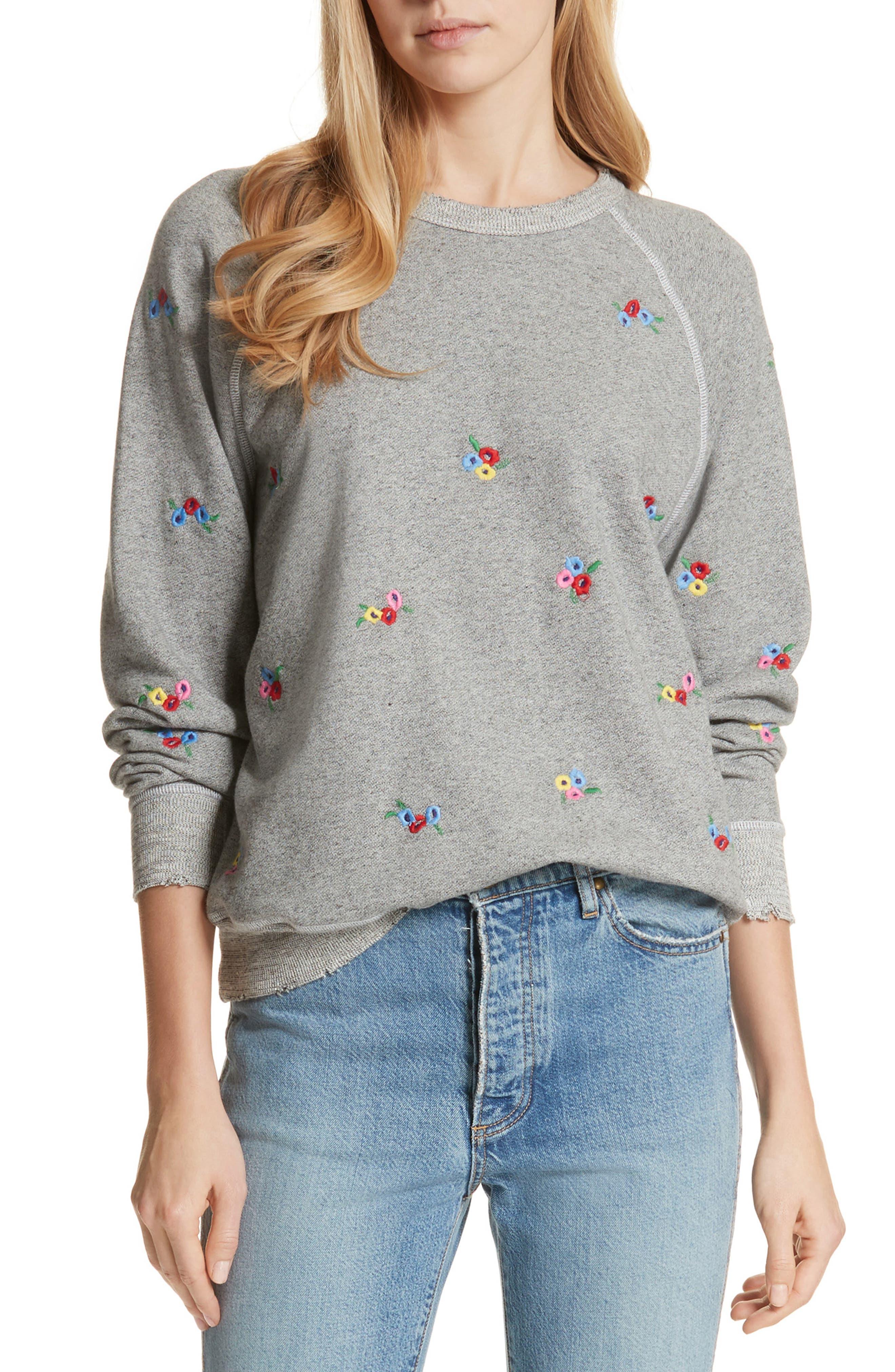 The College Sweatshirt,                             Main thumbnail 1, color,                             020