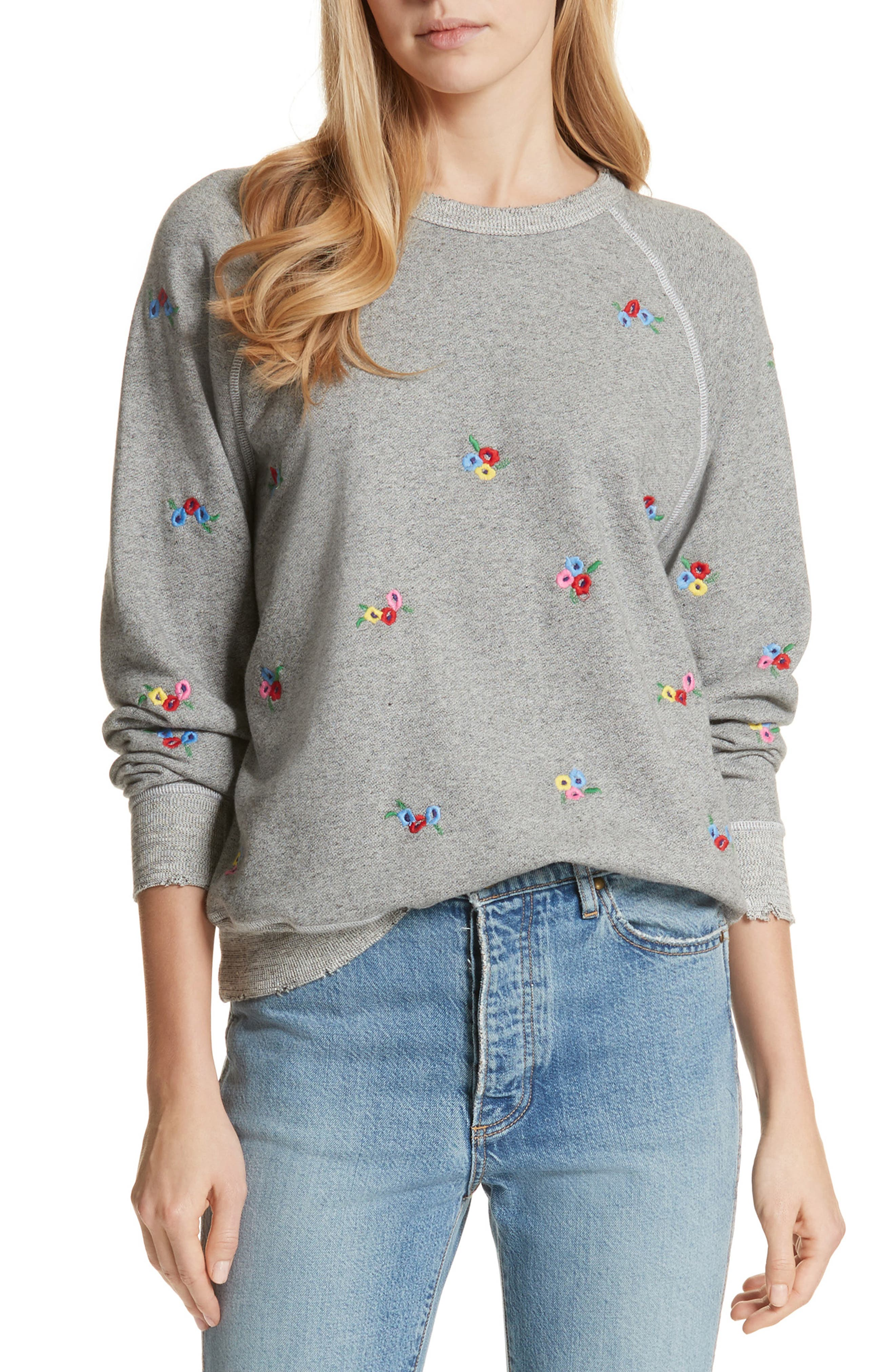 The College Sweatshirt,                         Main,                         color, 020