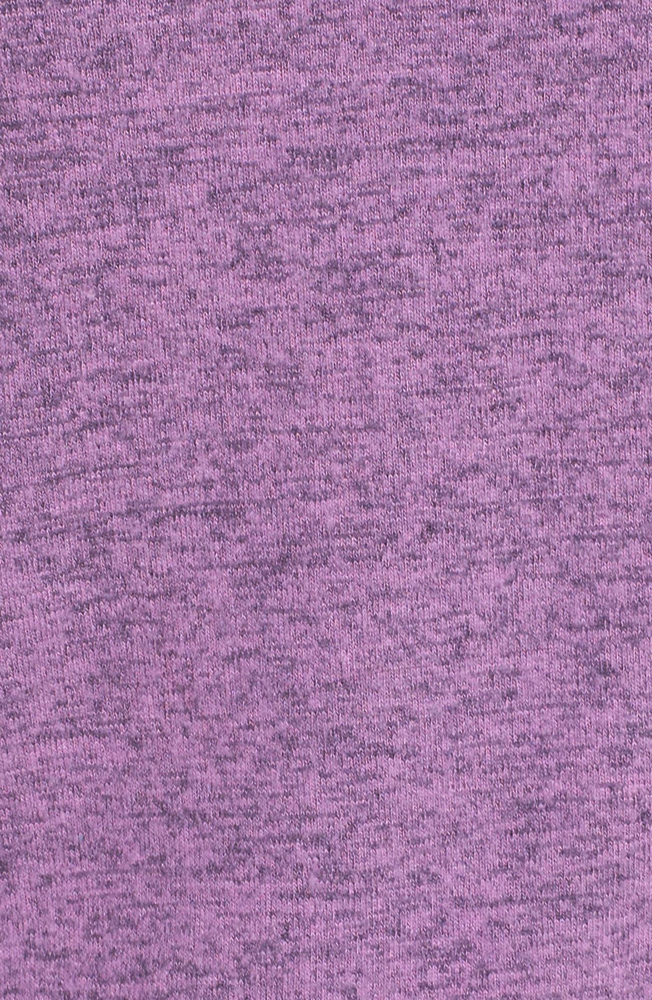 Brushed Hacci Sweatshirt,                             Alternate thumbnail 104, color,