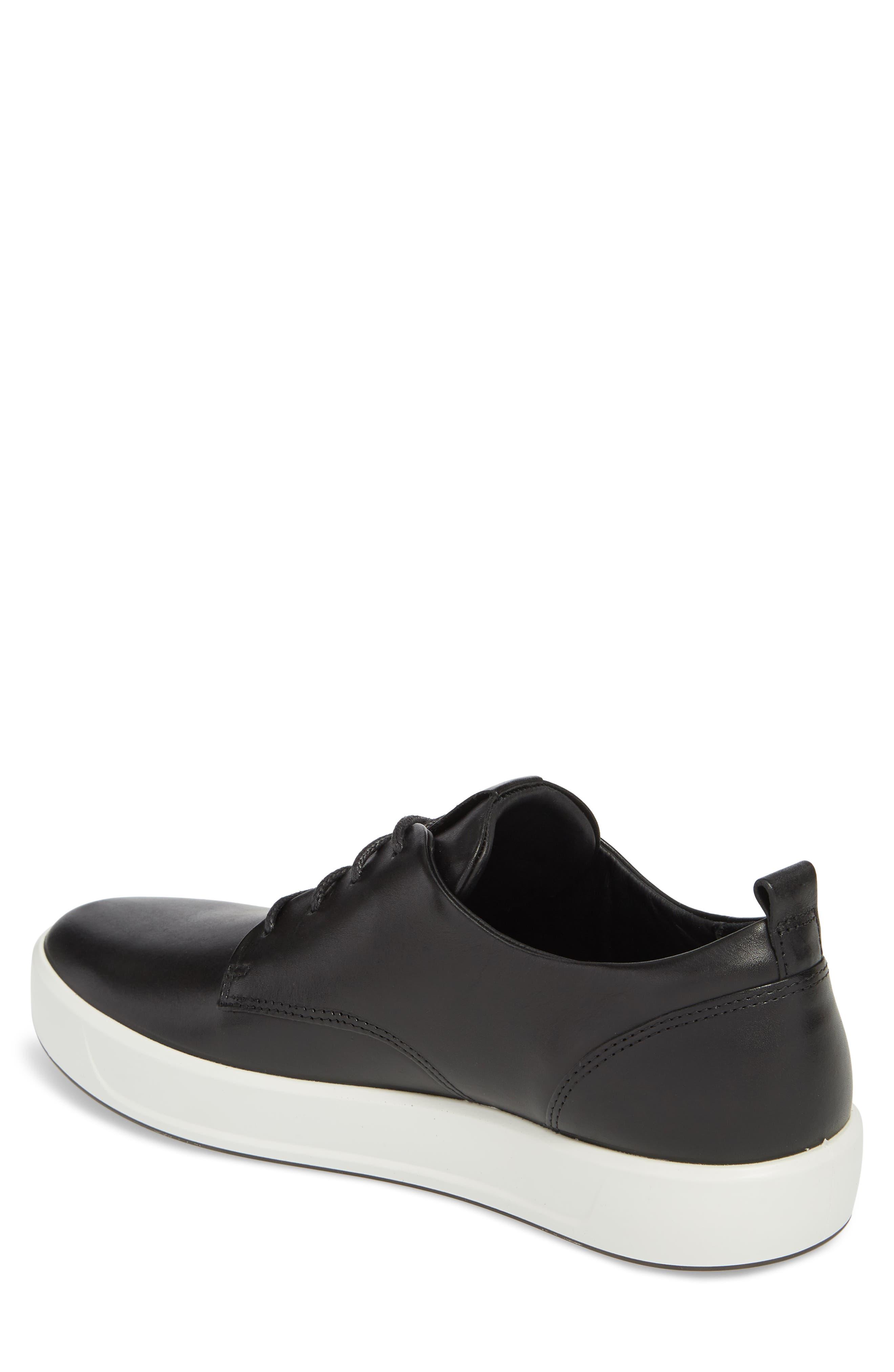 ECCO,                             Soft 8 Street Sneaker,                             Alternate thumbnail 2, color,                             009