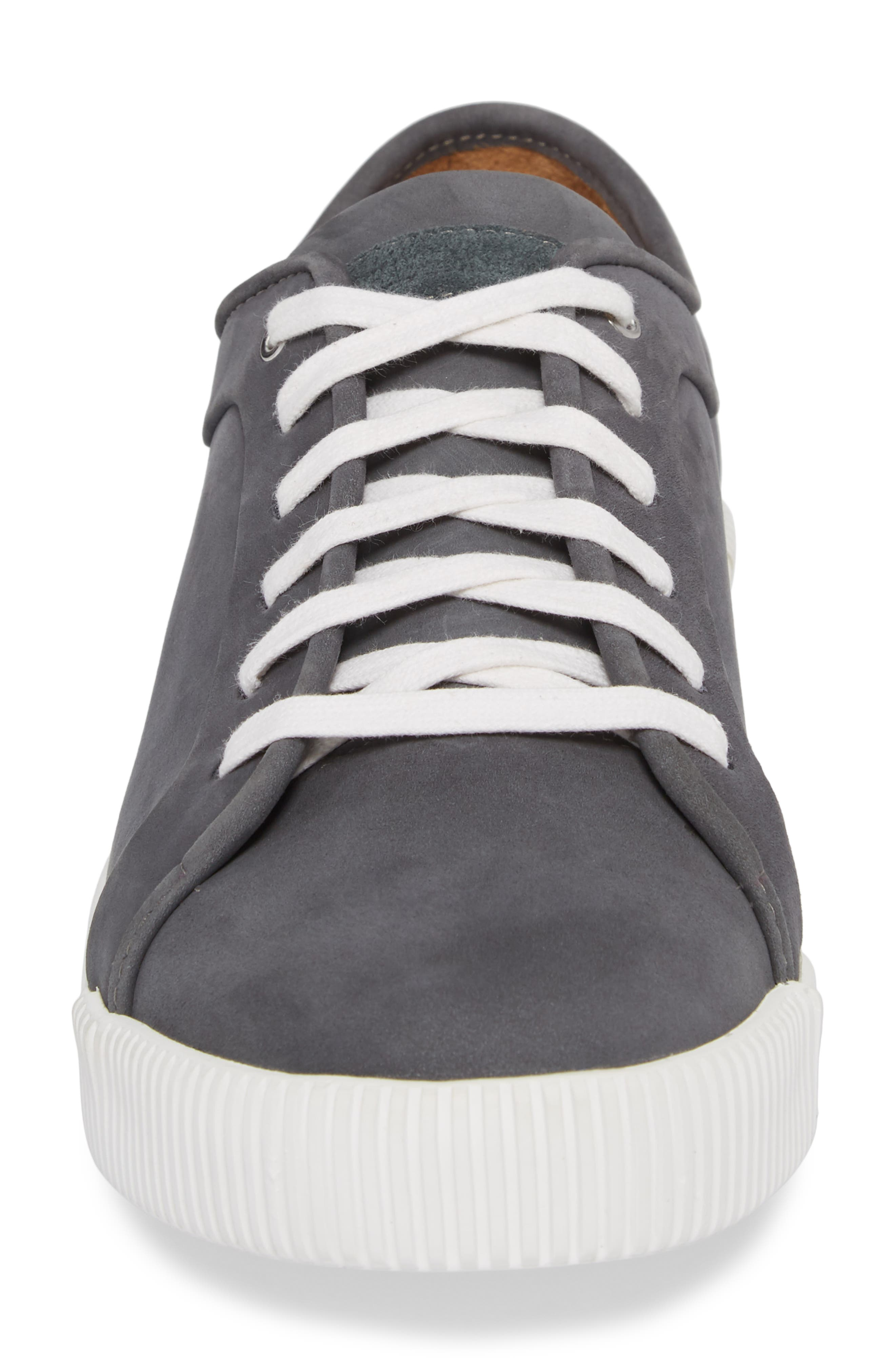 Lyons Low Top Sneaker,                             Alternate thumbnail 4, color,                             020
