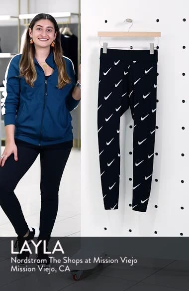 Sportswear Allover Print Logo Leggings, sales video thumbnail