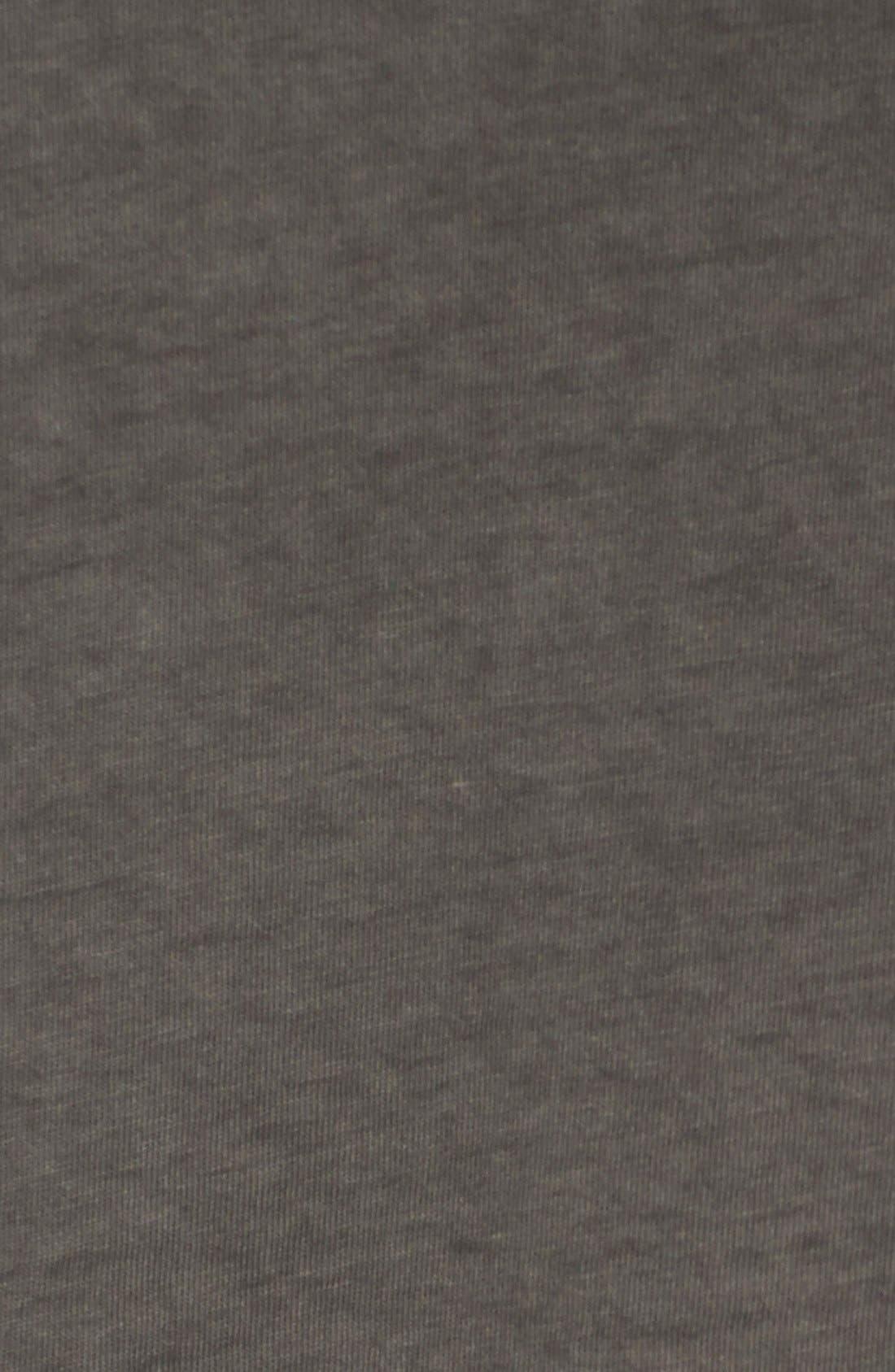 URBAN CAMO BRIGADE,                             Wide V-Neck T-Shirt,                             Alternate thumbnail 2, color,                             001