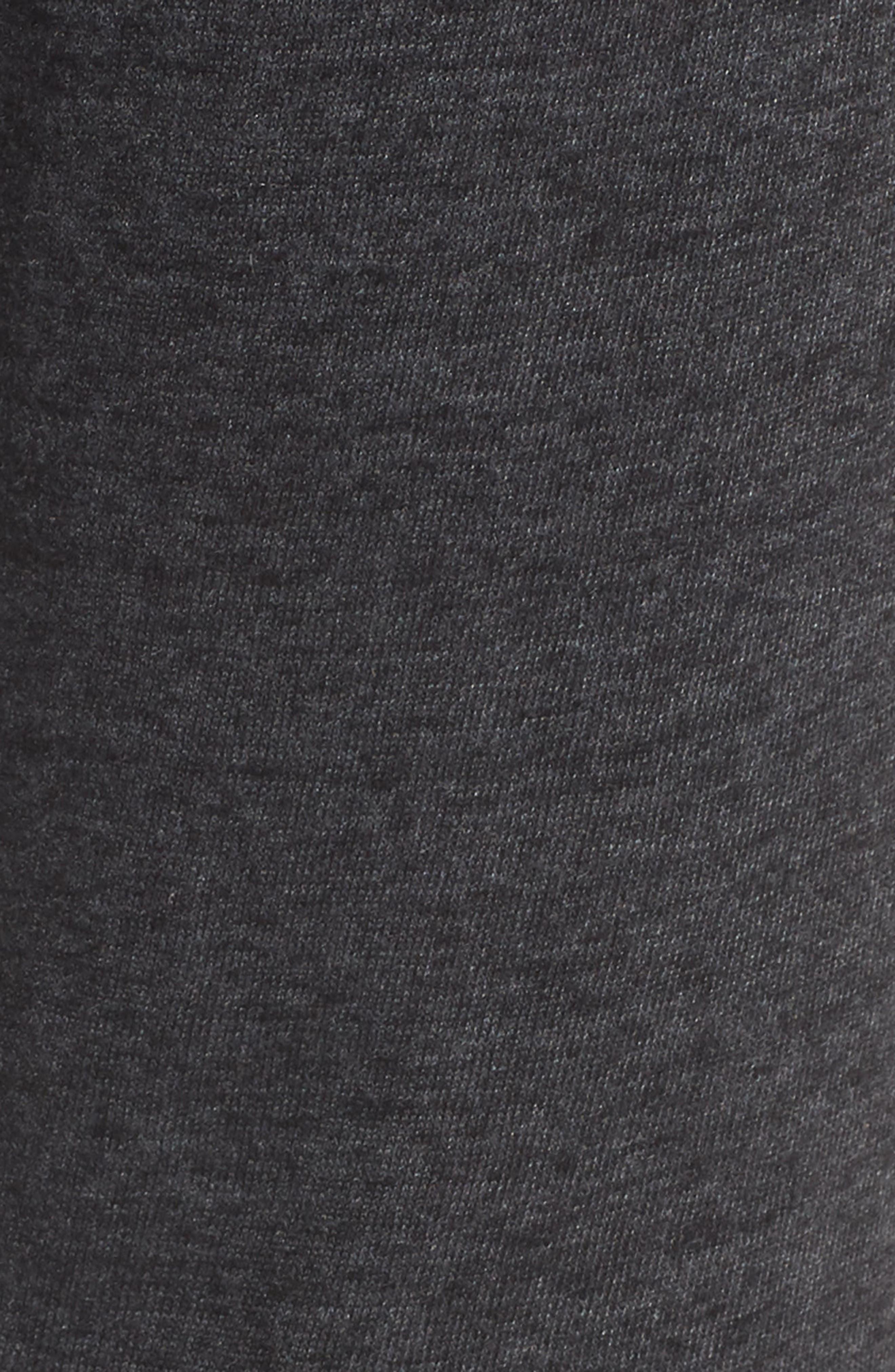 Love Perfect Sweatpants,                             Alternate thumbnail 6, color,                             VINTAGE BLACK