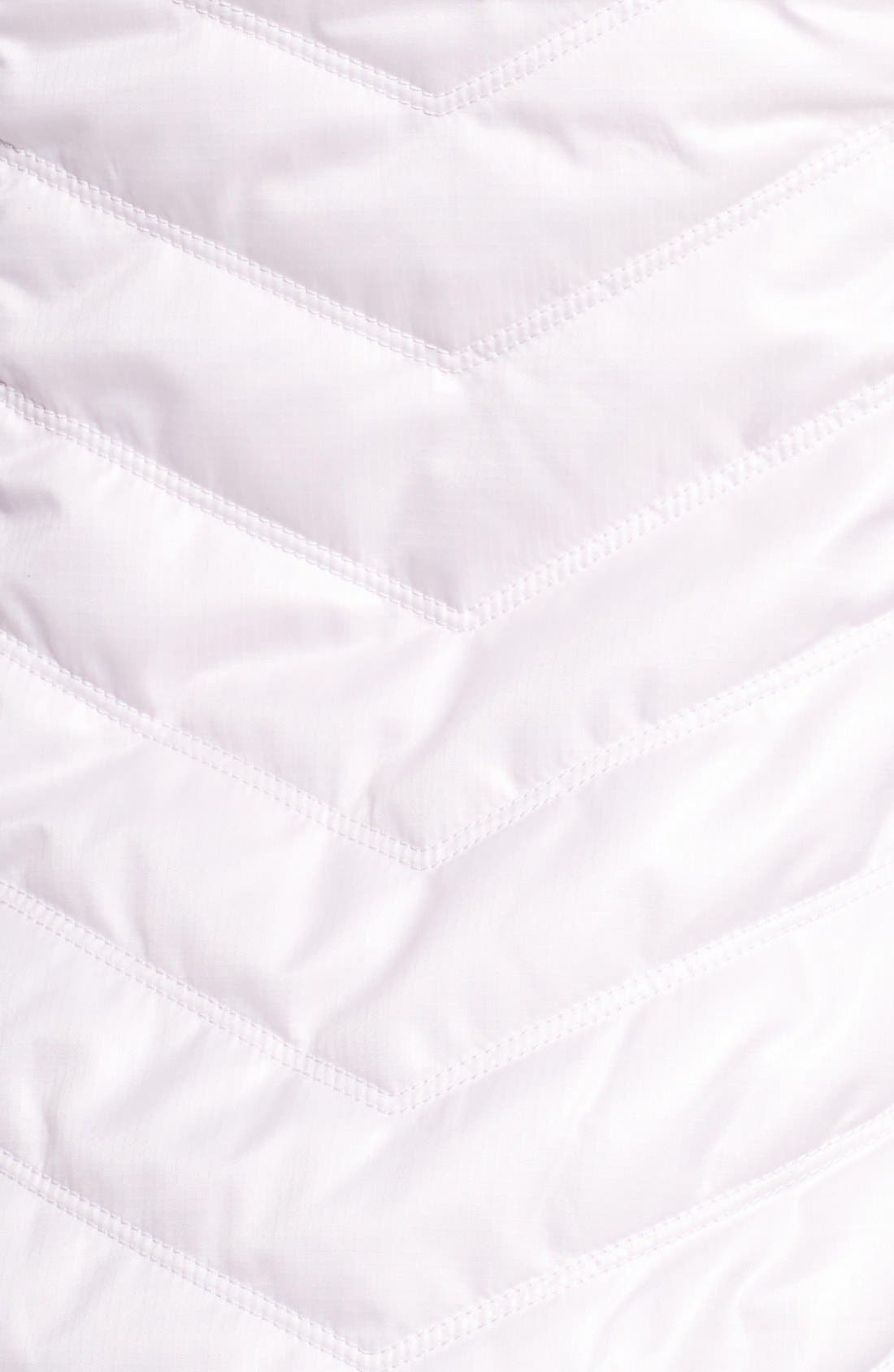 Zelfusion Reflective Quilted Jacket,                             Alternate thumbnail 19, color,