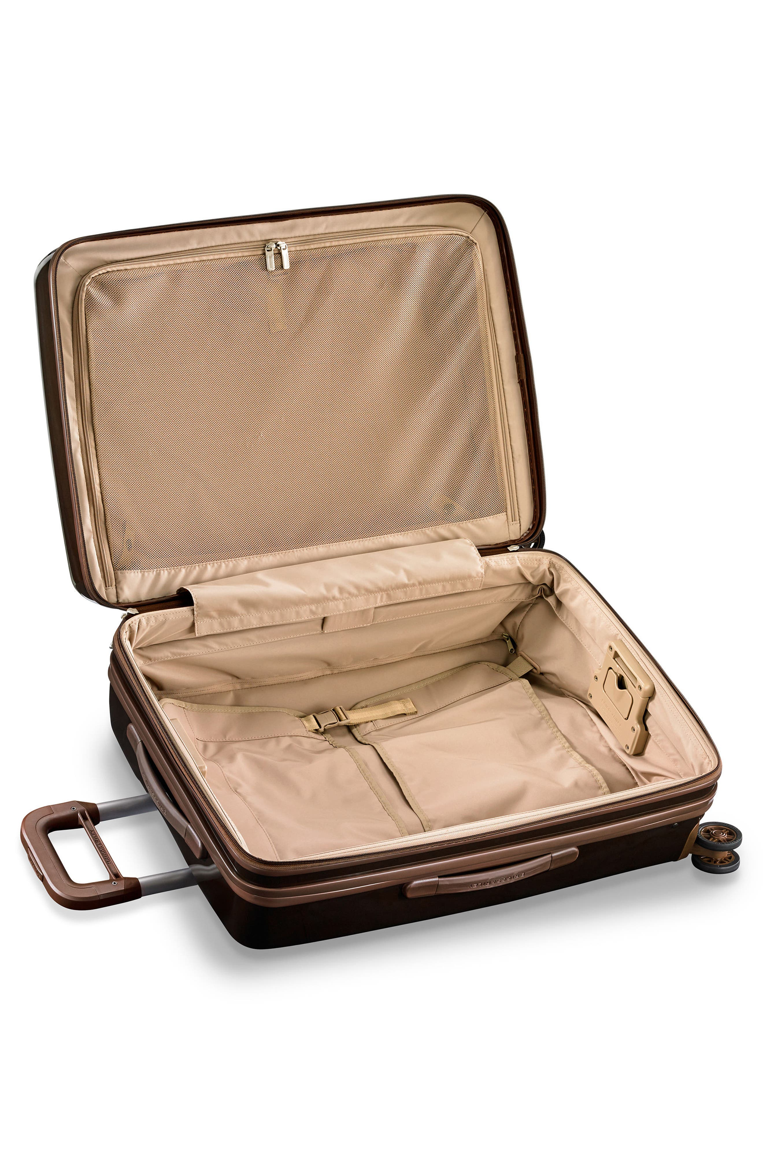 Sympatico 27-Inch Expandable Wheeled Packing Case,                             Alternate thumbnail 2, color,                             BRONZE