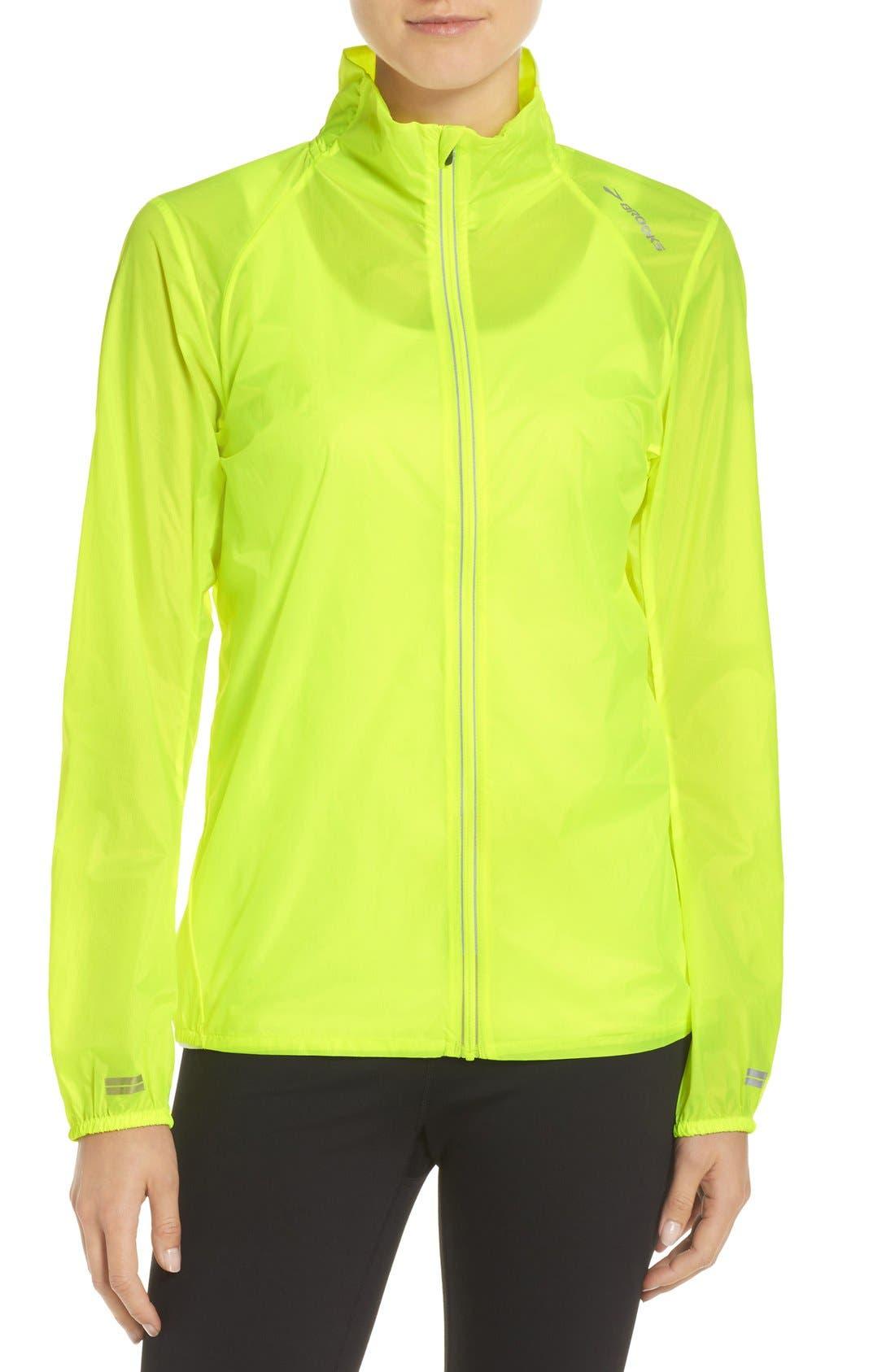 Water Resistant Ripstop Jacket,                             Main thumbnail 4, color,