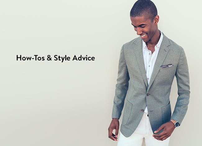 How-tos and style advice.