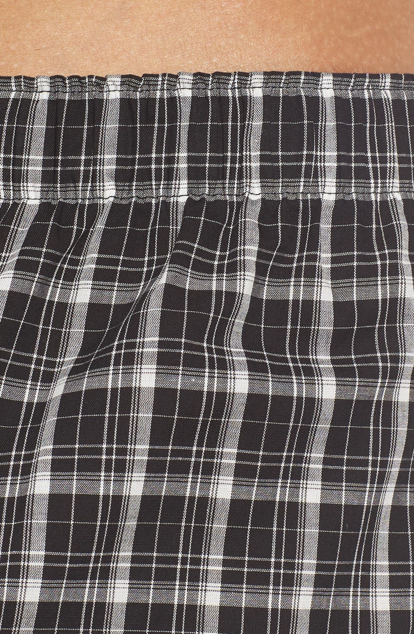 3-Pack Woven Cotton Boxers,                             Alternate thumbnail 5, color,                             POLO BLACK/ DOVER/ THOMAS