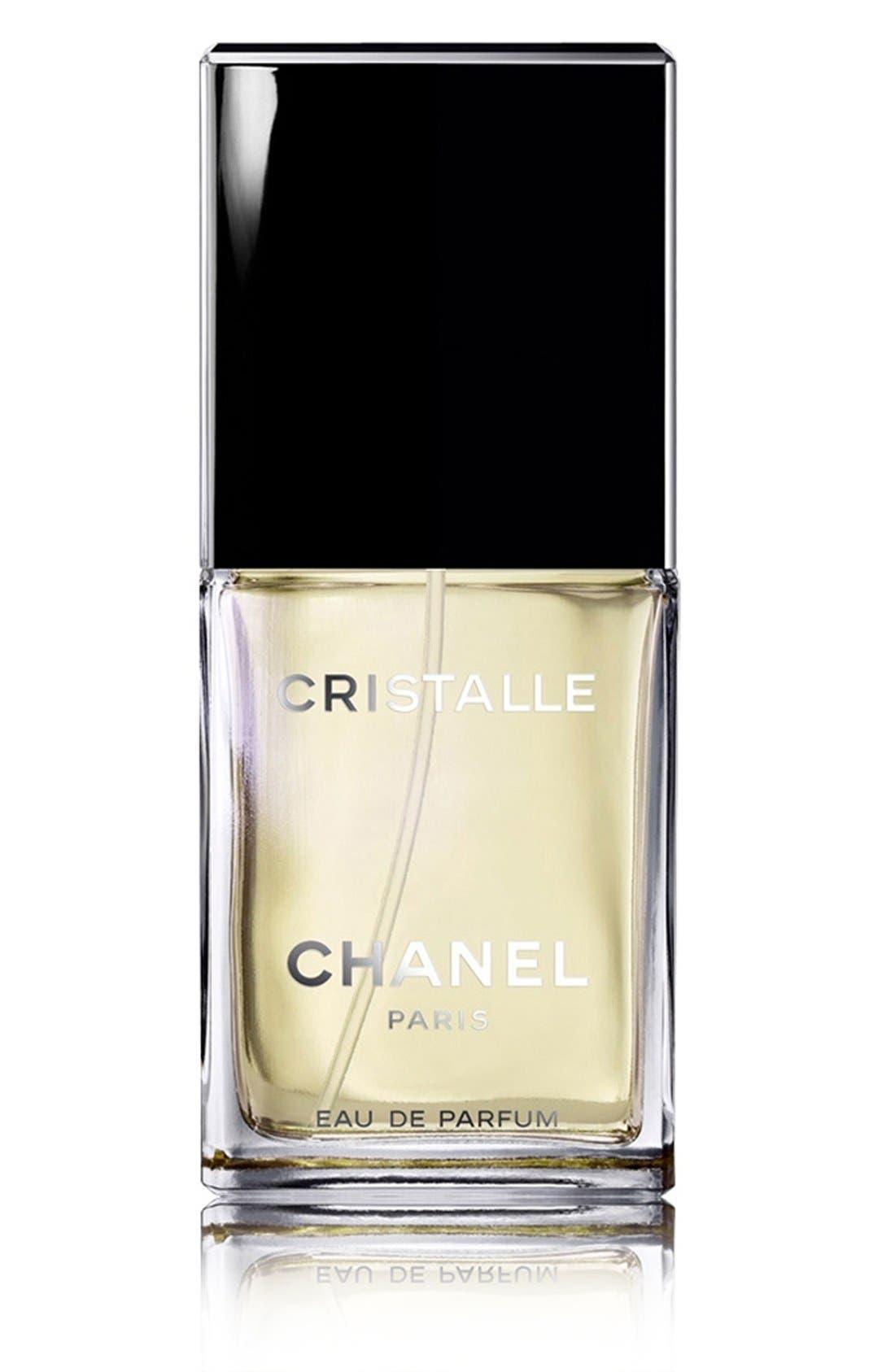 CRISTALLE<br />Eau de Parfum Spray,                             Main thumbnail 1, color,                             NO COLOR