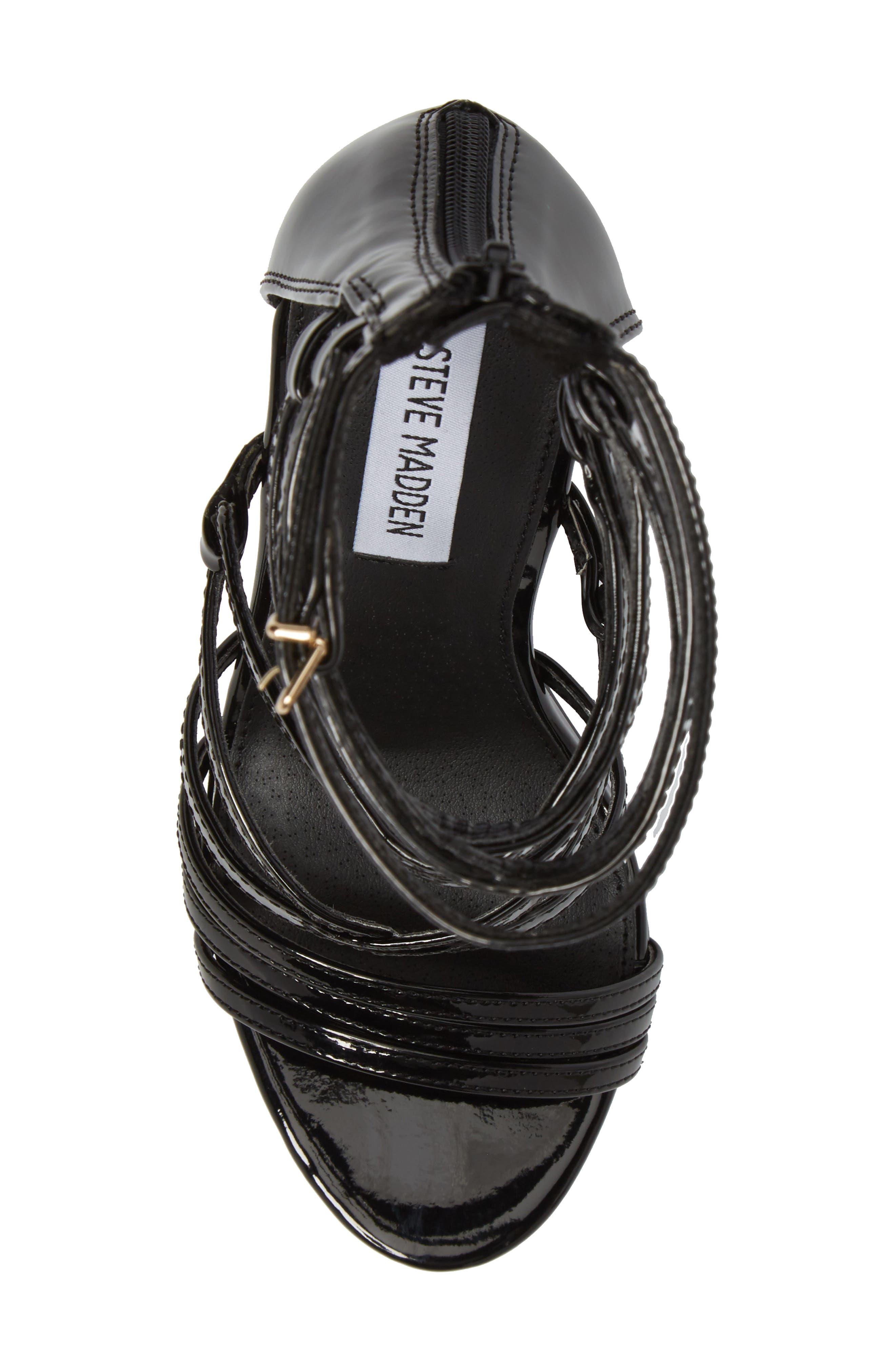 Flaunt Gladiator Sandal,                             Alternate thumbnail 5, color,                             008