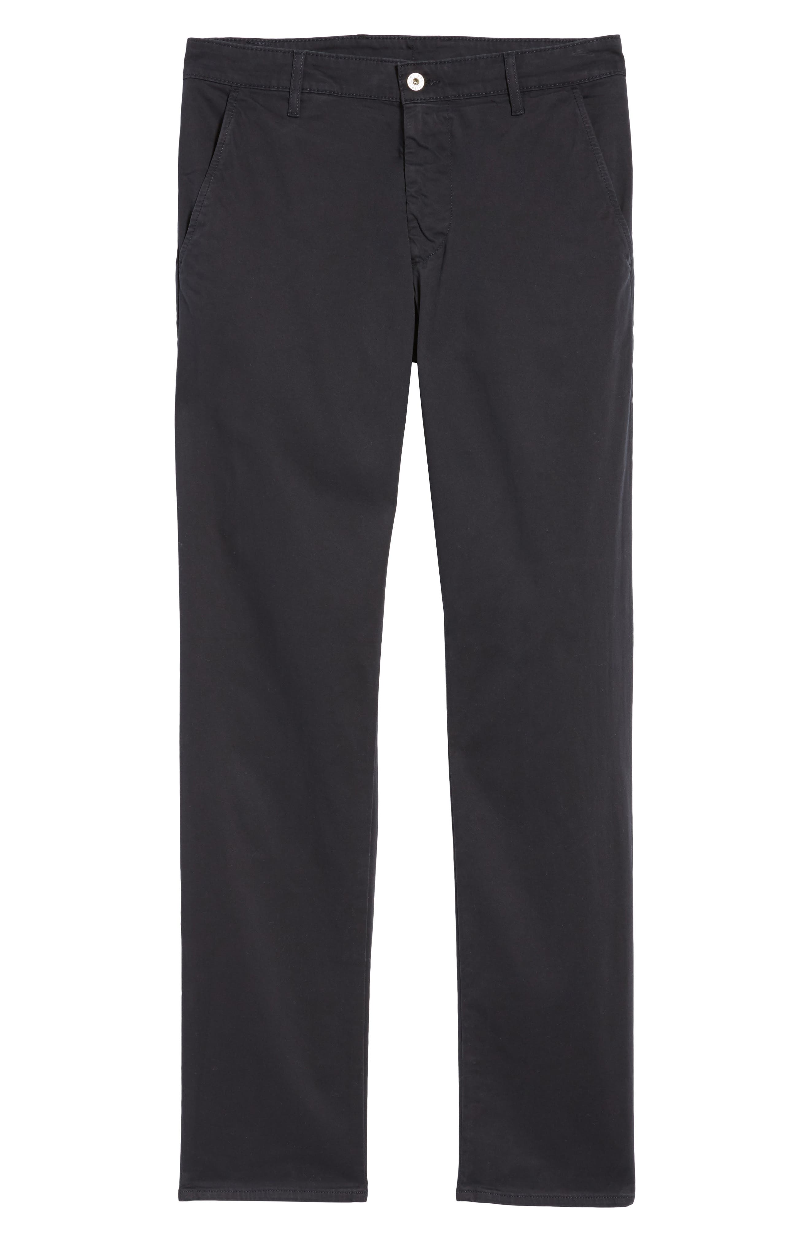 'The Lux' Tailored Straight Leg Chinos,                             Alternate thumbnail 16, color,