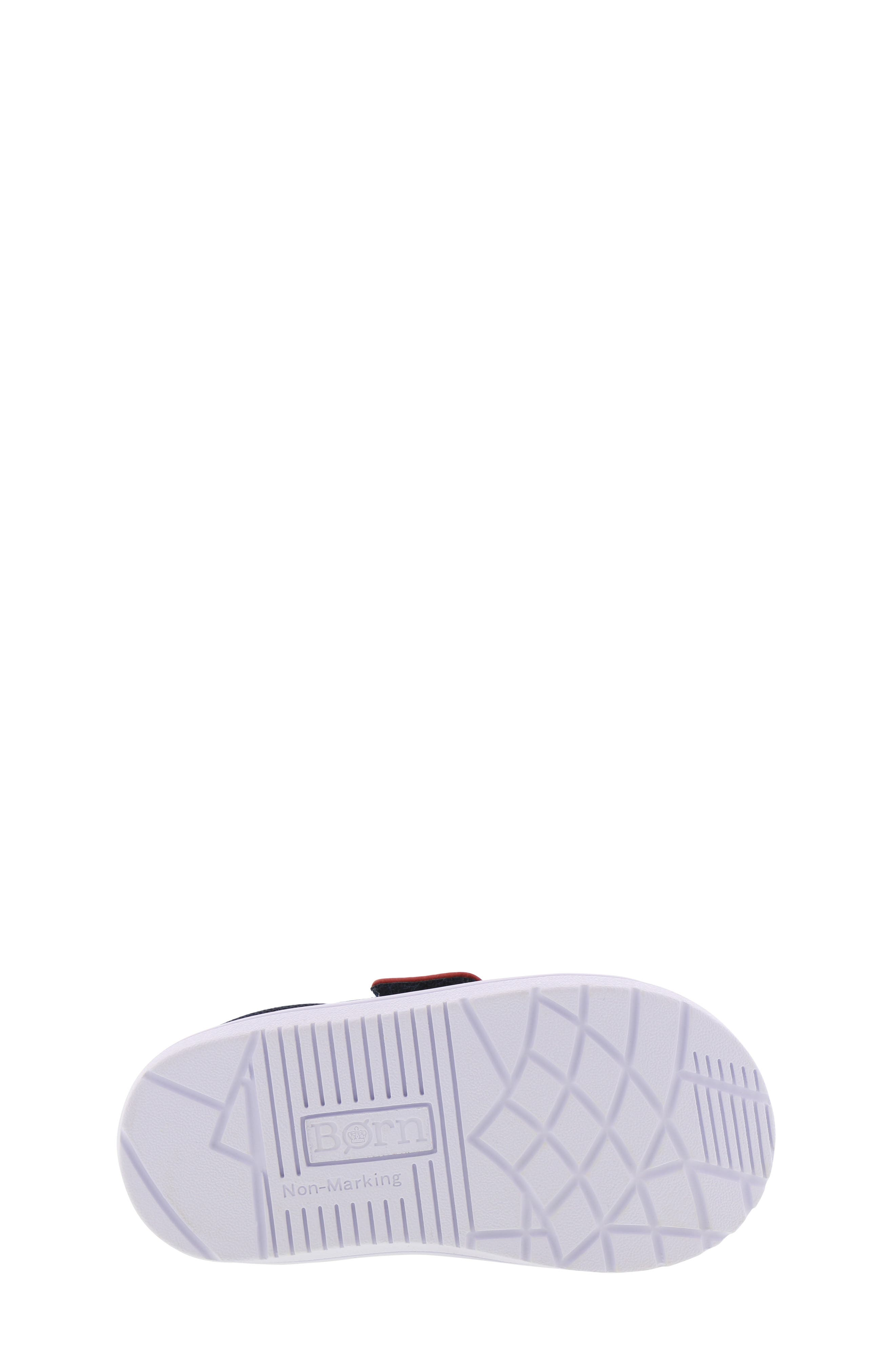BØRN,                             Bailey Clark Sneaker,                             Alternate thumbnail 6, color,                             NAVY