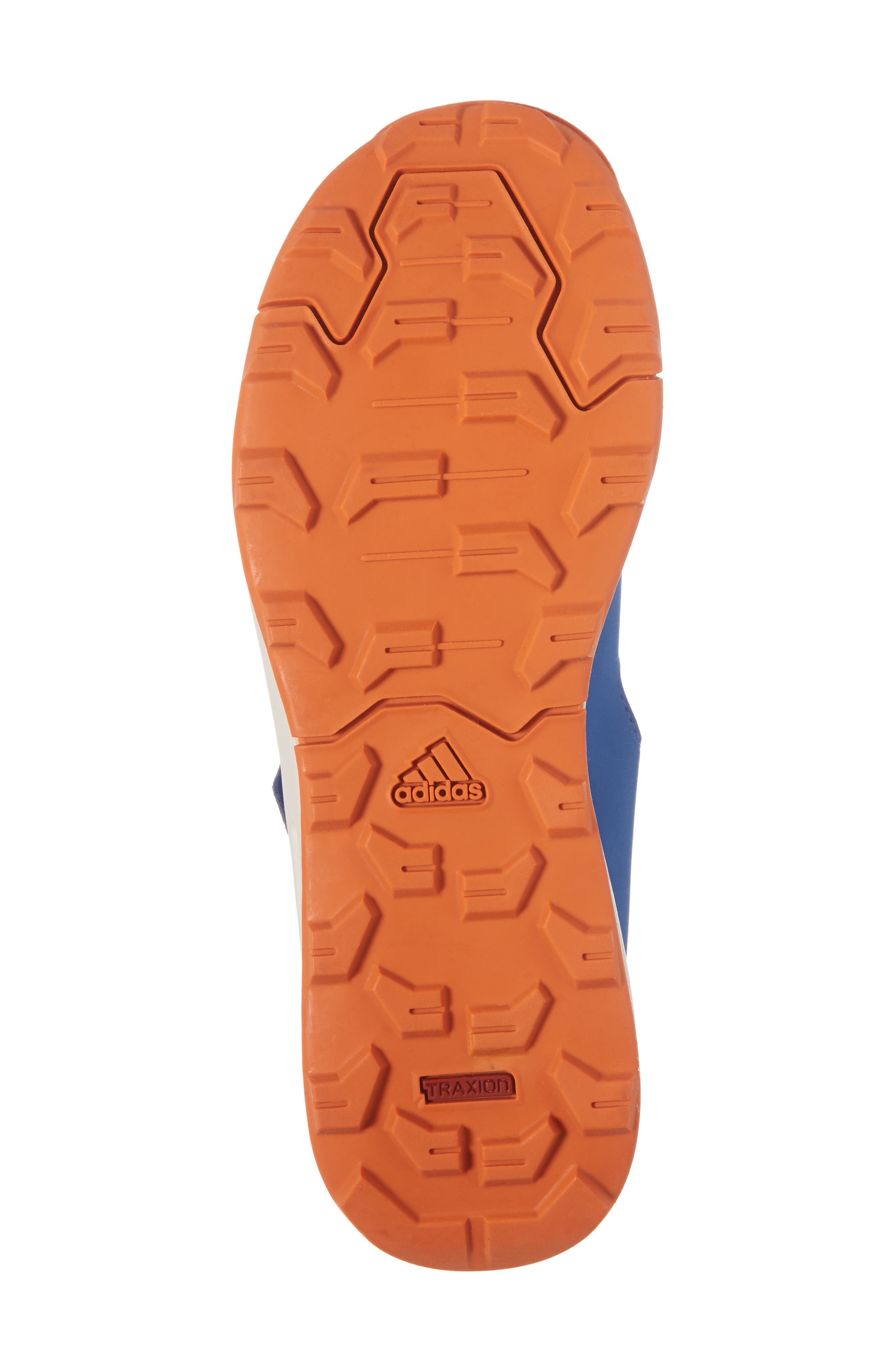 Terrex Tivid Sneaker,                             Alternate thumbnail 6, color,                             BLUE/ ORANGE/ CHALK WHITE