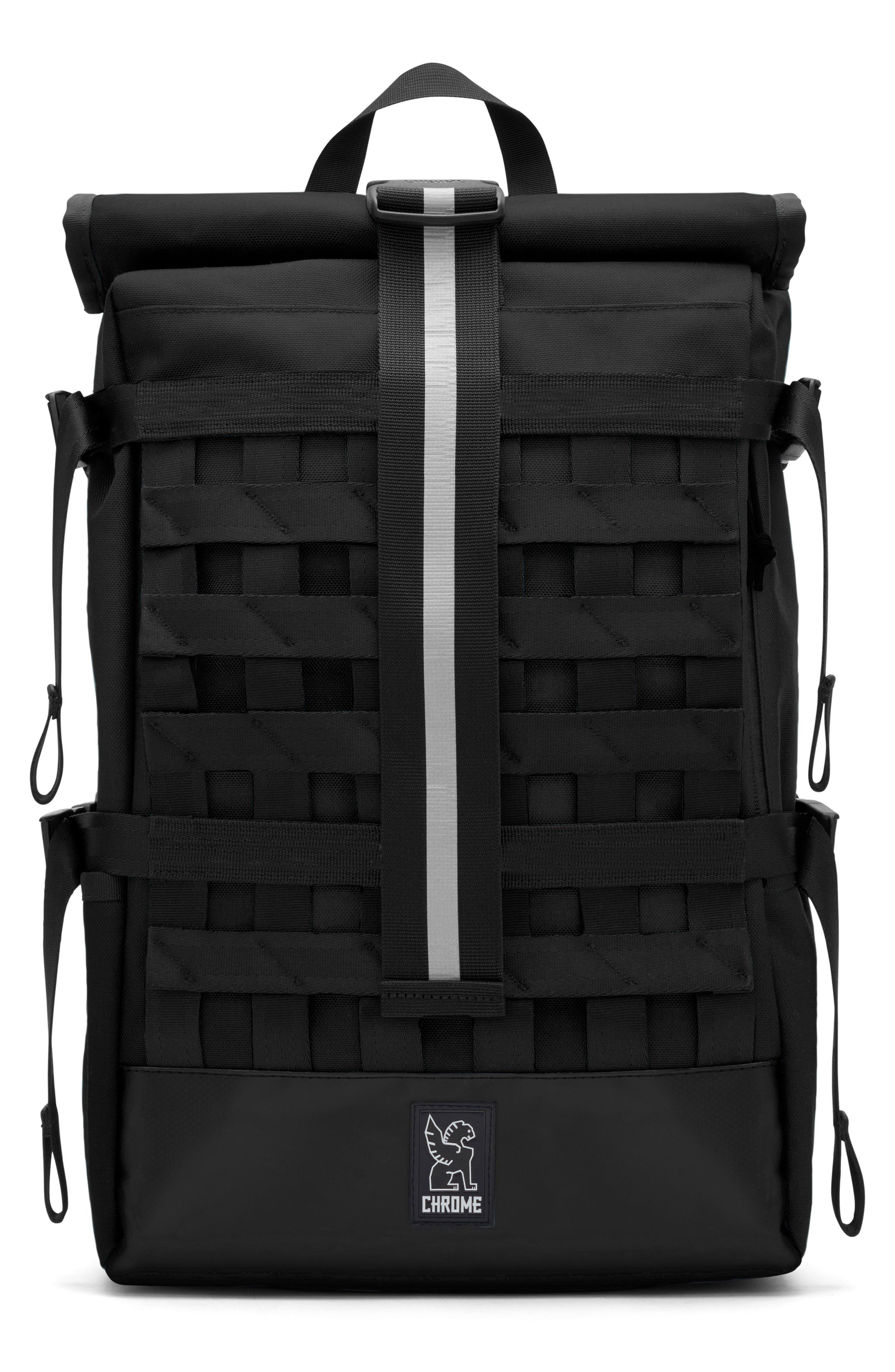Barrage Cargo Backpack,                             Main thumbnail 1, color,                             BLACK