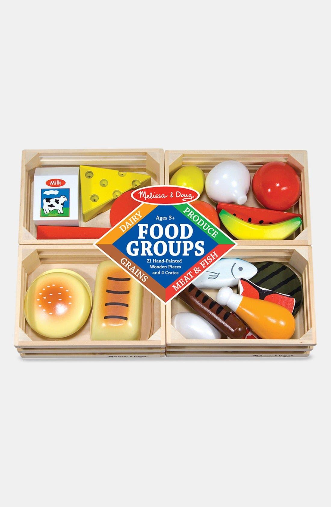 Food Groups Set,                             Alternate thumbnail 2, color,                             MULTI
