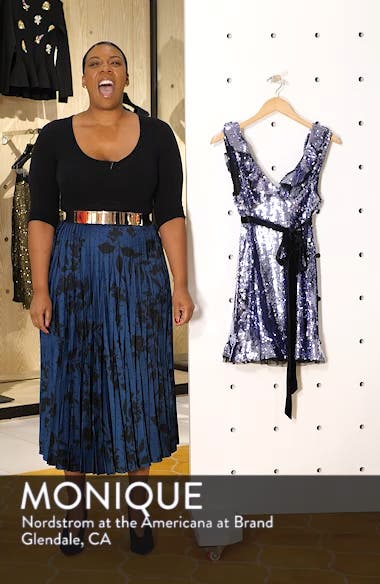 Siren Sequin Dress, sales video thumbnail